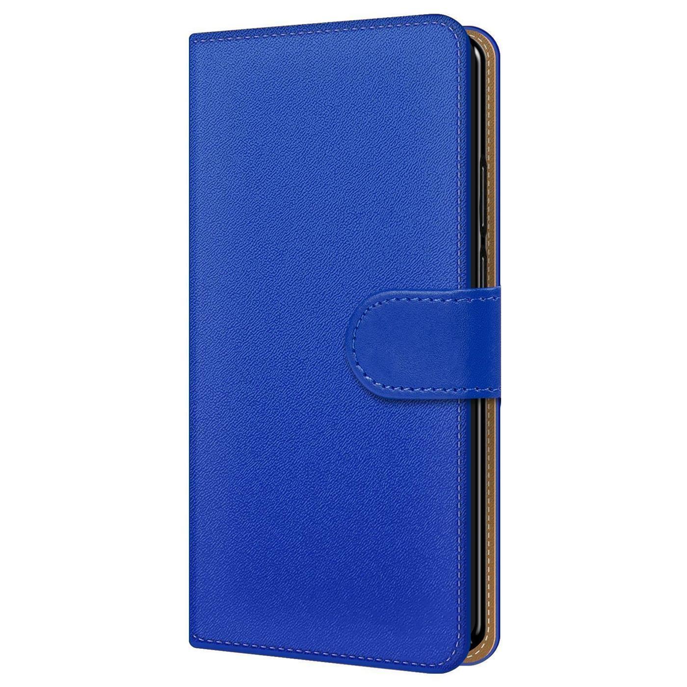 Samsung-Galaxy-J4-Plus-Handy-Klapp-Tasche-Schutz-Huelle-Book-Flip-Cover-Case-Etui Indexbild 14