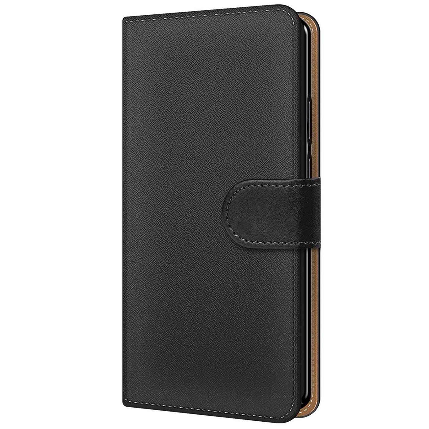 Samsung-Galaxy-J4-Plus-Handy-Klapp-Tasche-Schutz-Huelle-Book-Flip-Cover-Case-Etui Indexbild 11