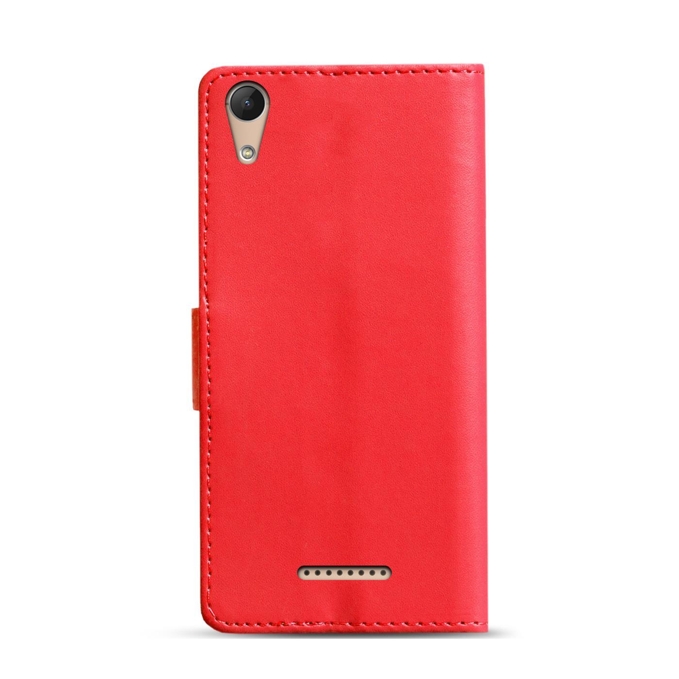 Handy Tasche für Wiko Modelle Flip Case Cover Hülle Schutzhülle Etui Bookstyle