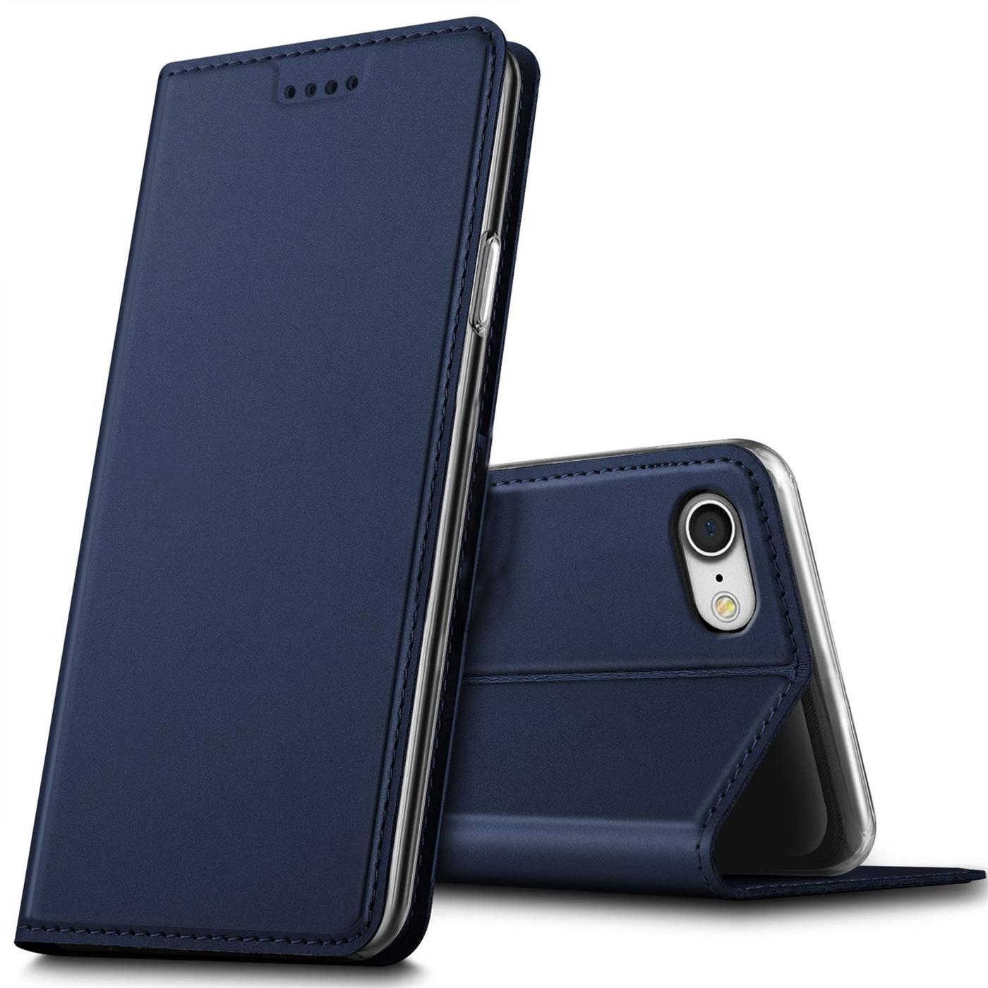 Apple-iPhone-5-5s-SE-Shockproof-Wallet-Slim-Cover-Phone-PU-Leather-Flip-Case thumbnail 10