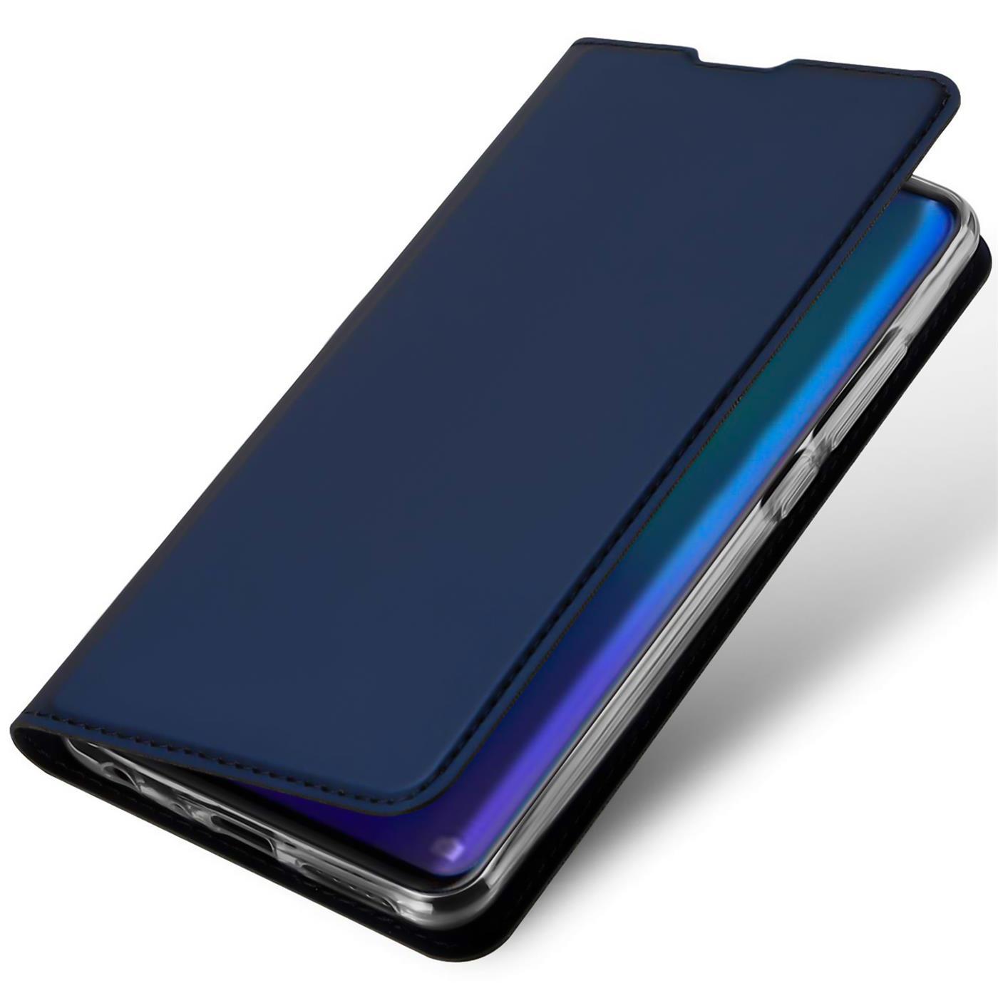 Huawei-P30-Lite-Schutz-Huelle-Handy-Tasche-Flip-Case-Book-Cover-Case-Etui-Bumper Indexbild 13