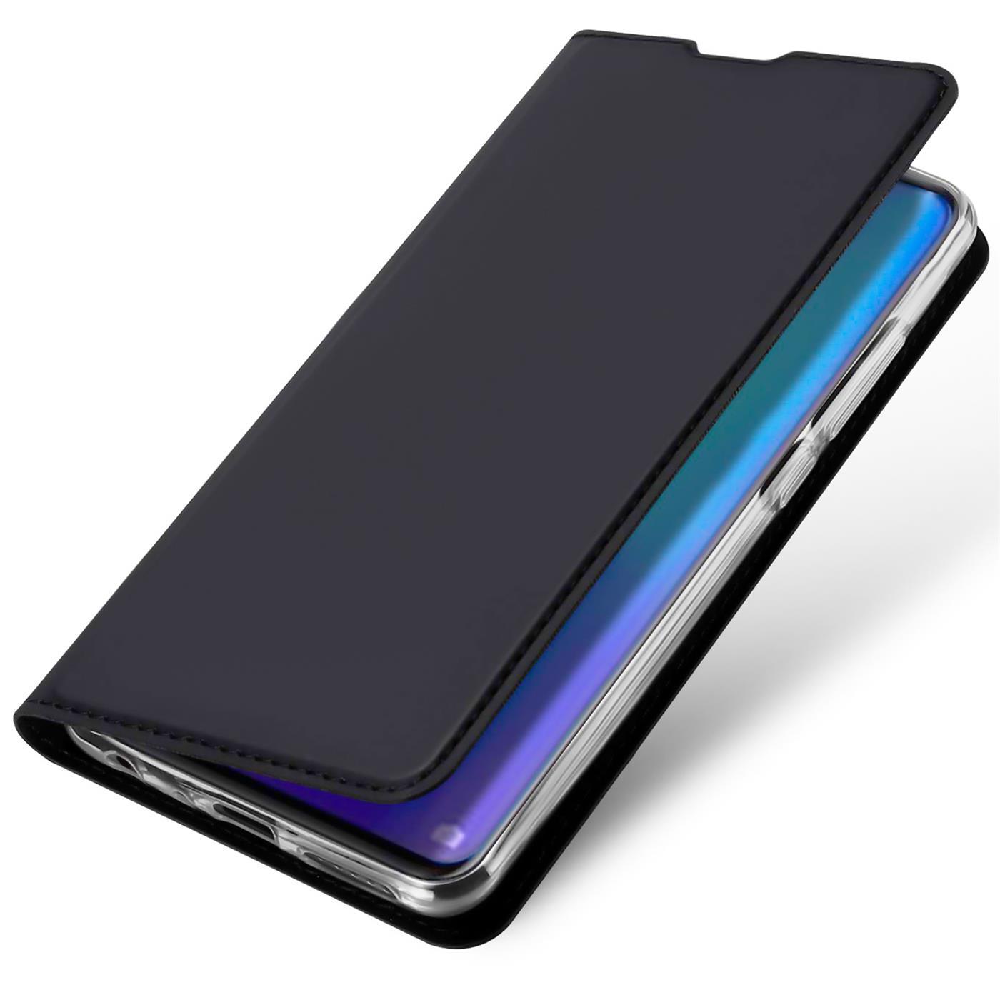 Huawei-P30-Lite-Schutz-Huelle-Handy-Tasche-Flip-Case-Book-Cover-Case-Etui-Bumper Indexbild 9