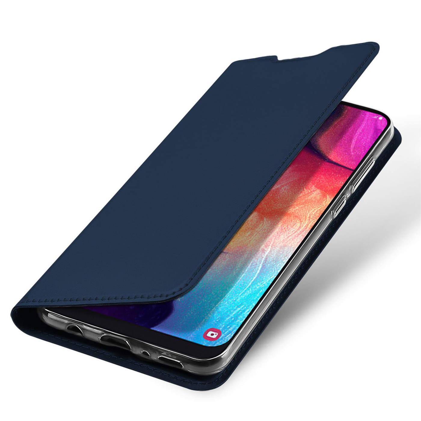 Samsung-Galaxy-A10-Handy-Schutz-Huelle-Tasche-Flip-Case-Klapphuelle-Schutzhuelle Indexbild 14