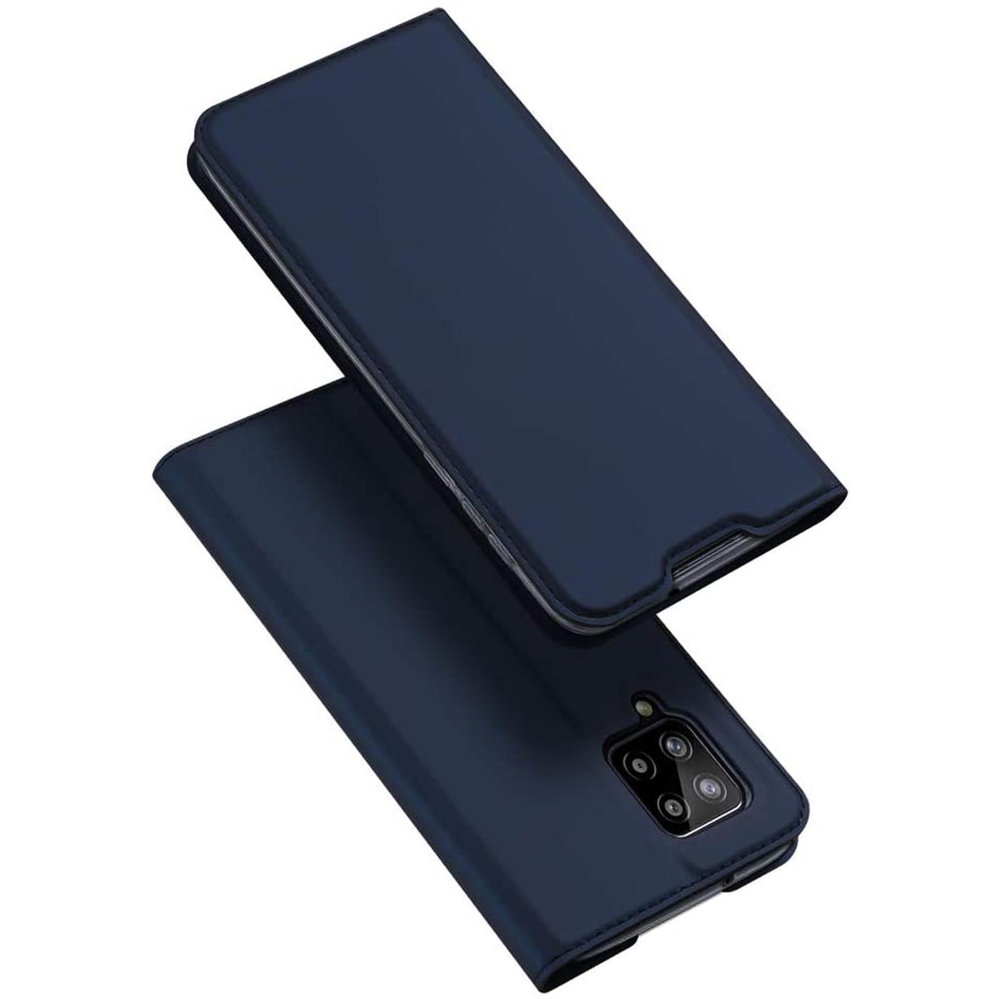 miniatura 12 - Funda de móvil para Samsung Galaxy a12 m12, funda protectora Book Funda protectora móvil cartera cover