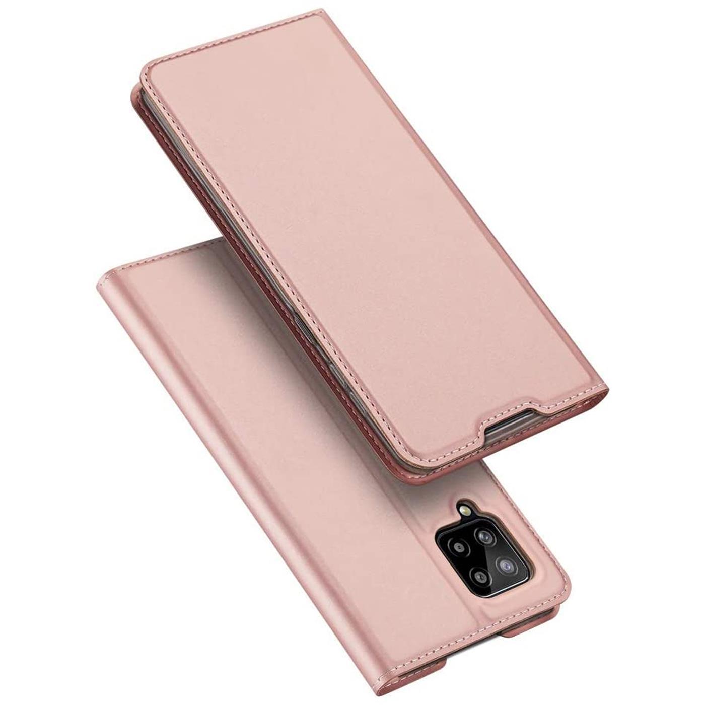 miniatura 15 - Funda de móvil para Samsung Galaxy a12 m12, funda protectora Book Funda protectora móvil cartera cover