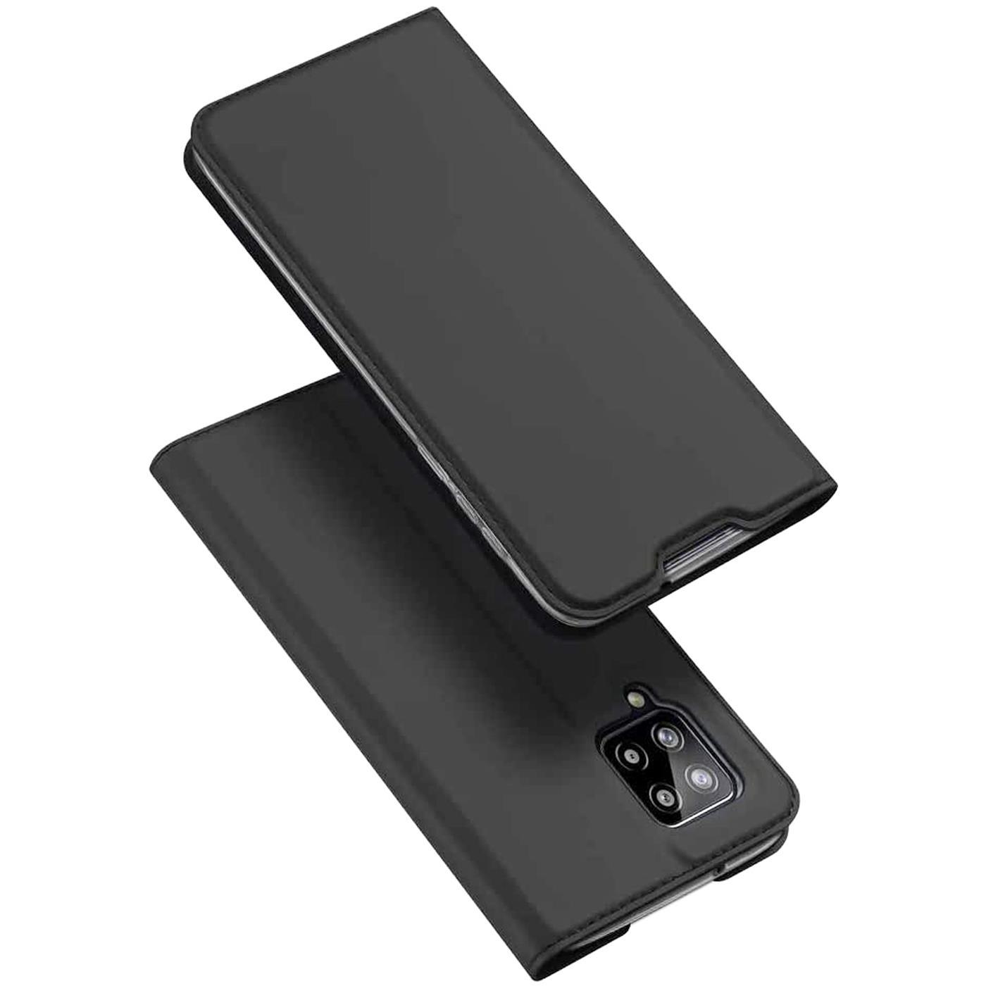 miniatura 9 - Funda de móvil para Samsung Galaxy a12 m12, funda protectora Book Funda protectora móvil cartera cover
