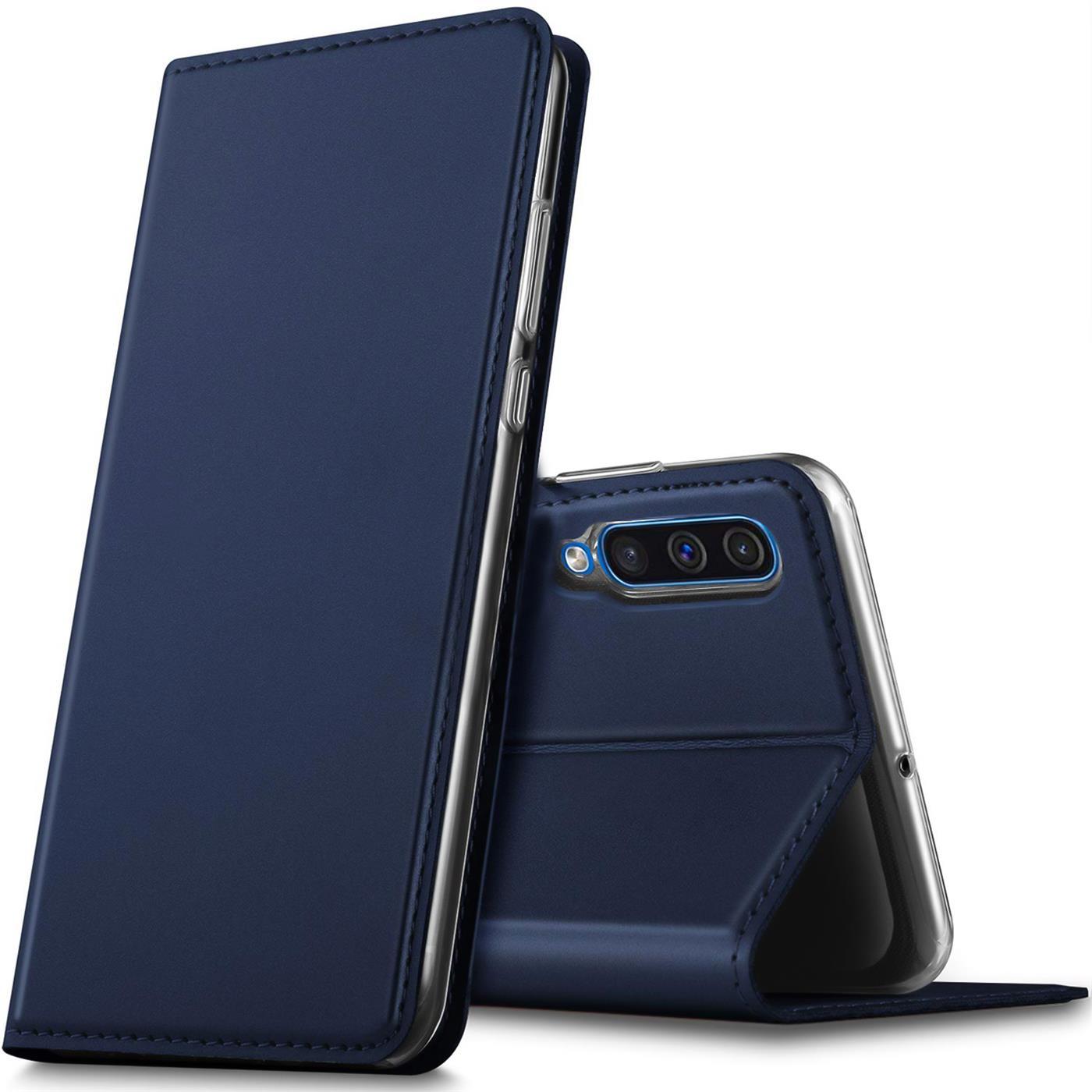 Samsung-Galaxy-A50-Handy-Klapp-Schutz-Huelle-Tasche-Flip-Case-Etui-Schutzhuelle Indexbild 12