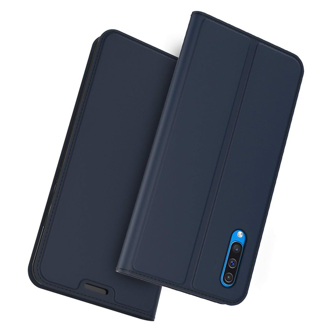 Samsung-Galaxy-A50-Handy-Klapp-Schutz-Huelle-Tasche-Flip-Case-Etui-Schutzhuelle Indexbild 13