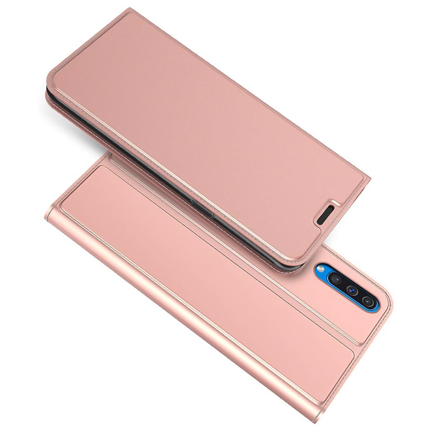 Samsung-Galaxy-A50-Handy-Klapp-Schutz-Huelle-Tasche-Flip-Case-Etui-Schutzhuelle Indexbild 17