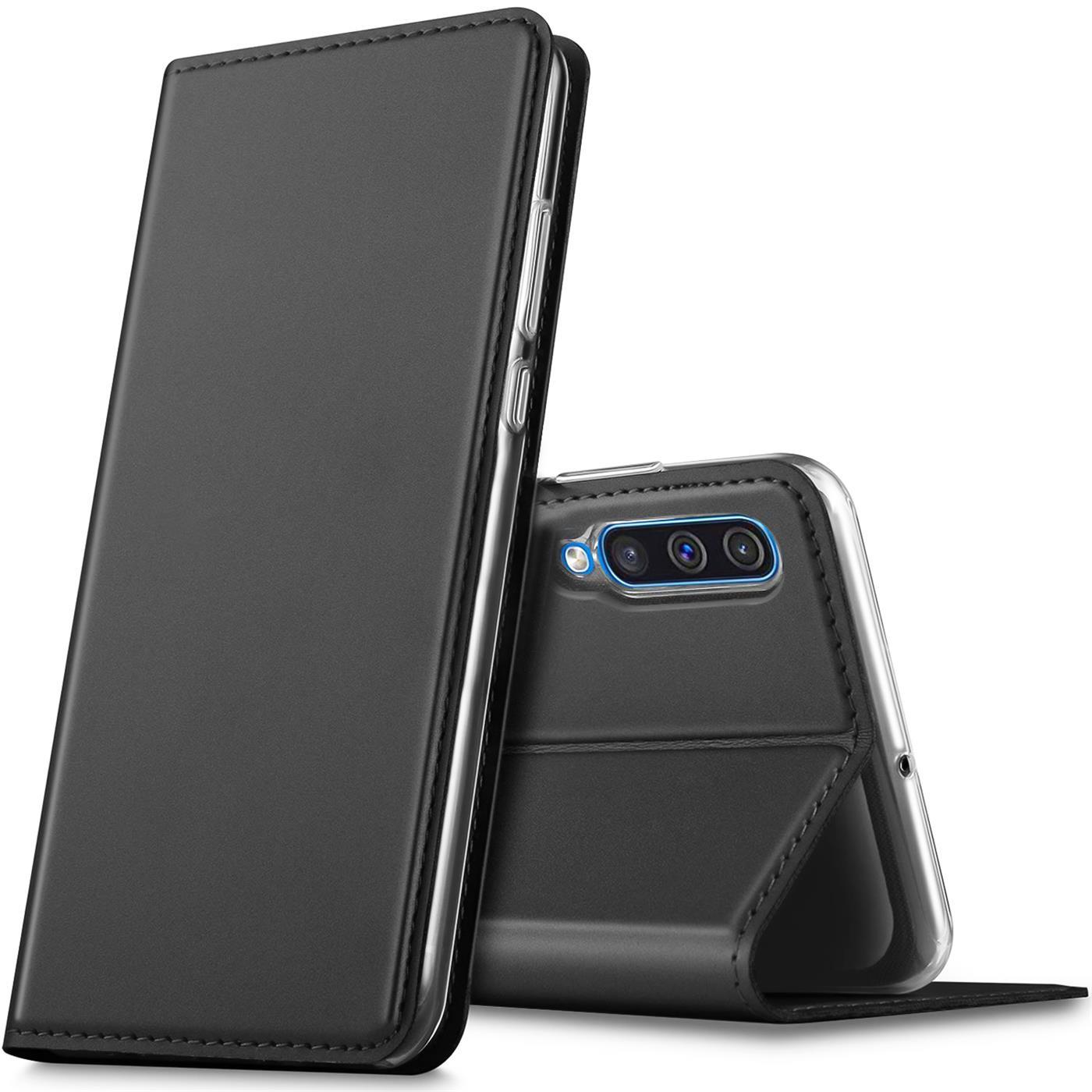 Samsung-Galaxy-A50-Handy-Klapp-Schutz-Huelle-Tasche-Flip-Case-Etui-Schutzhuelle Indexbild 8