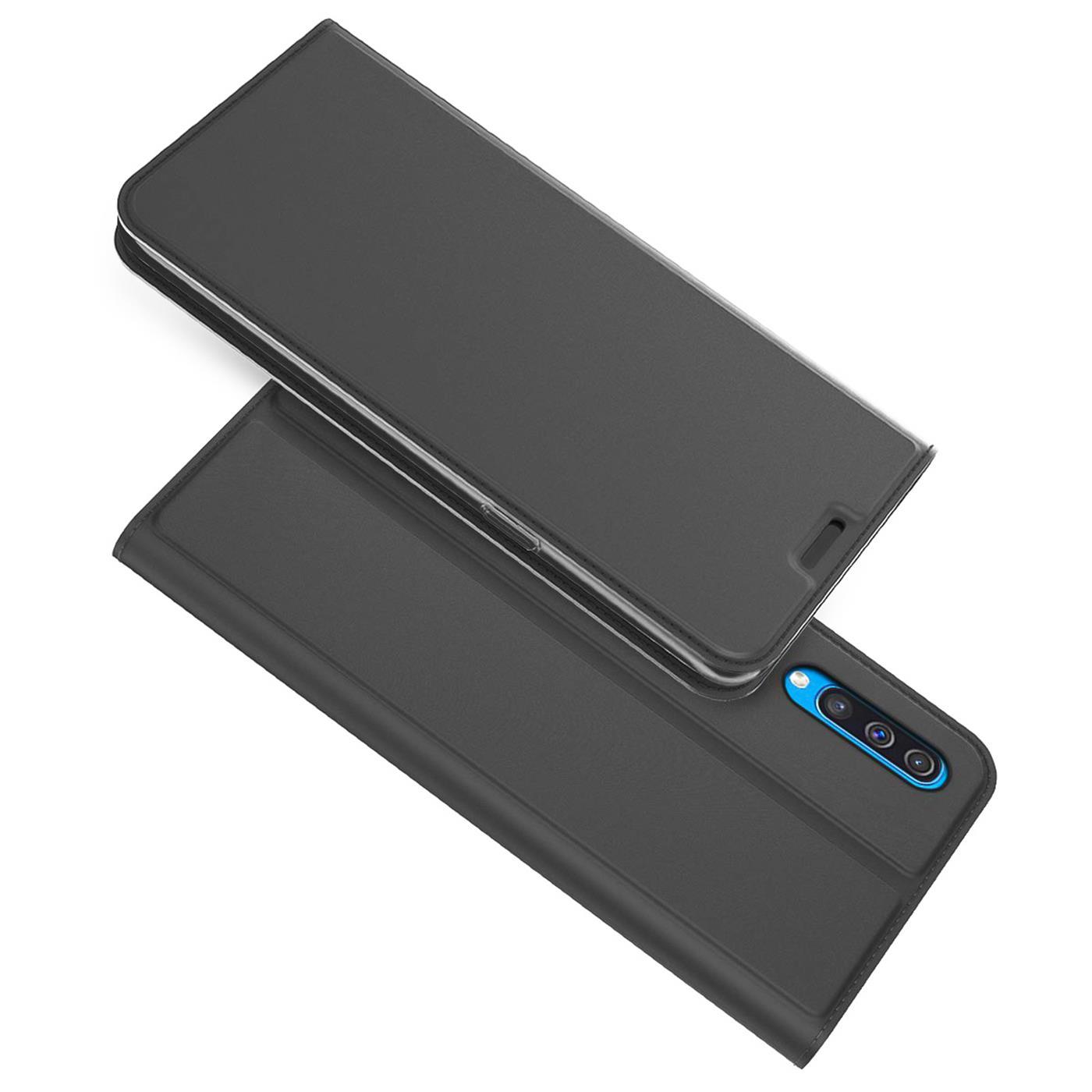 Samsung-Galaxy-A50-Handy-Klapp-Schutz-Huelle-Tasche-Flip-Case-Etui-Schutzhuelle Indexbild 9