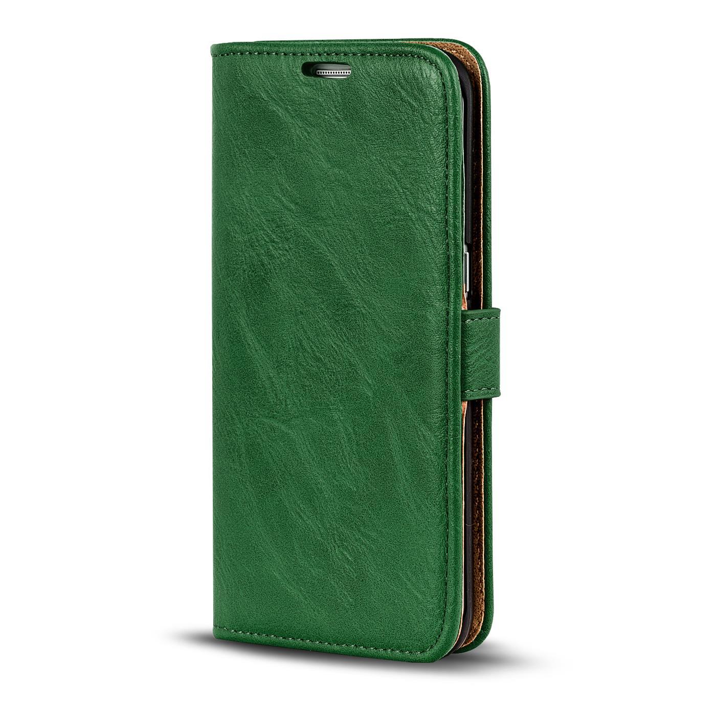 Handy-Tasche-Huelle-Samsung-Galaxy-J1-2016-Case-Klapphuelle-PU-Leder-Wallet-Cover Indexbild 2