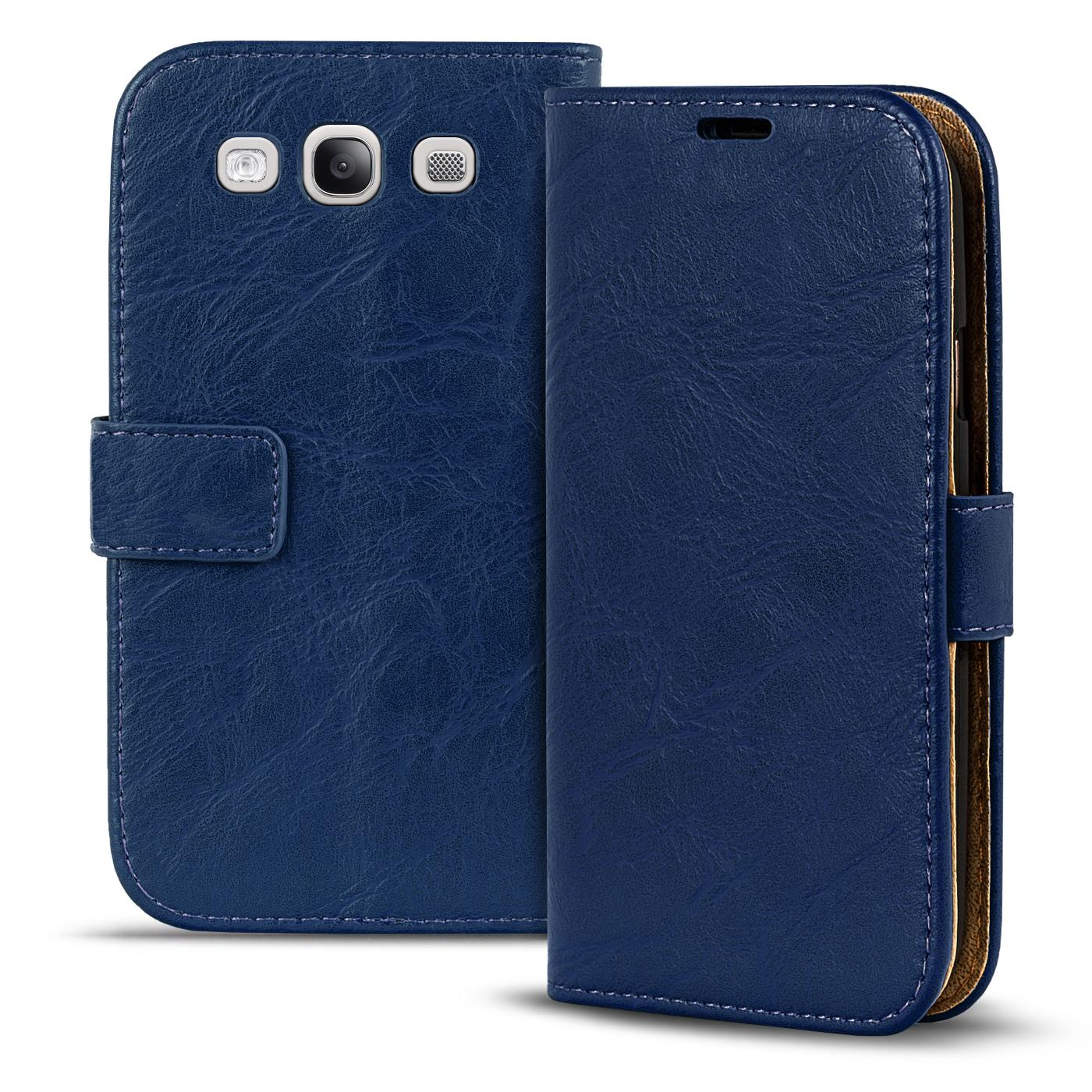 super popular 41b7b 9af94 Mobile Phone Case Samsung Galaxy S3 Neo Flip Cover Protective Wallet