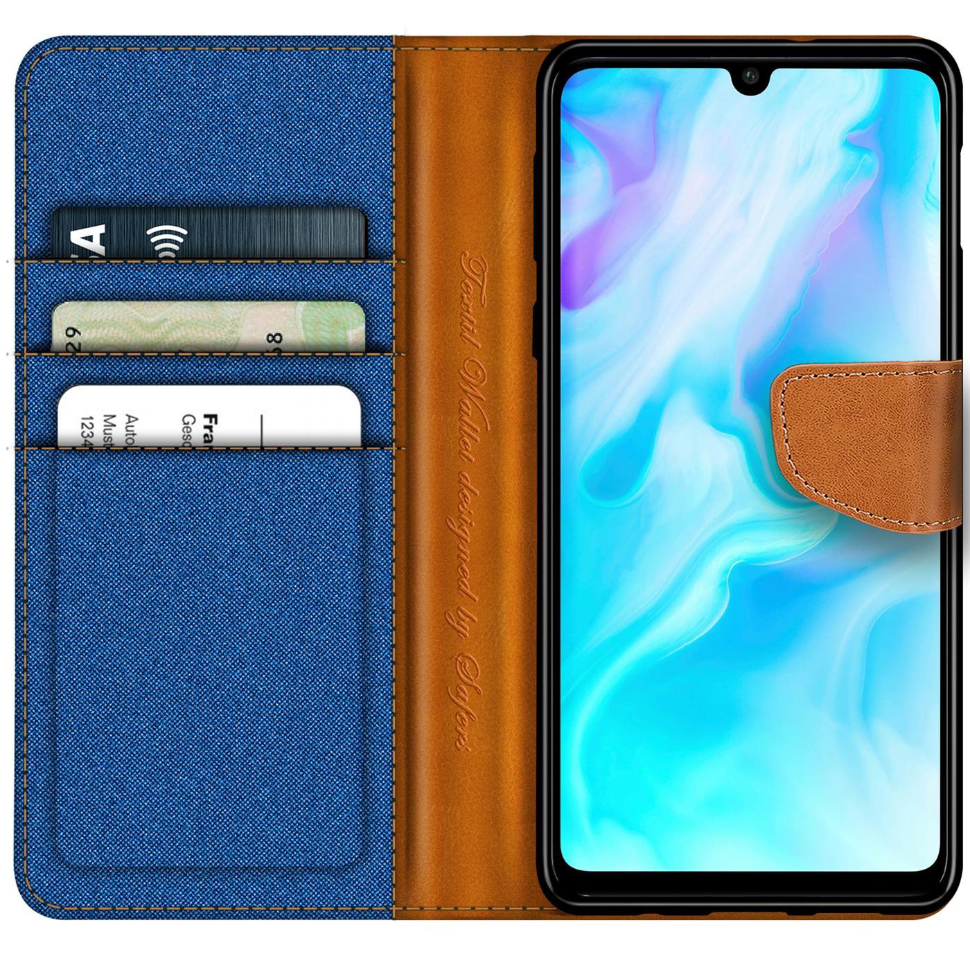 Schutzhuelle-Handy-Huelle-Flip-Case-Klapp-Tasche-Book-Case-Cover-Handyhuelle-Etui Indexbild 18