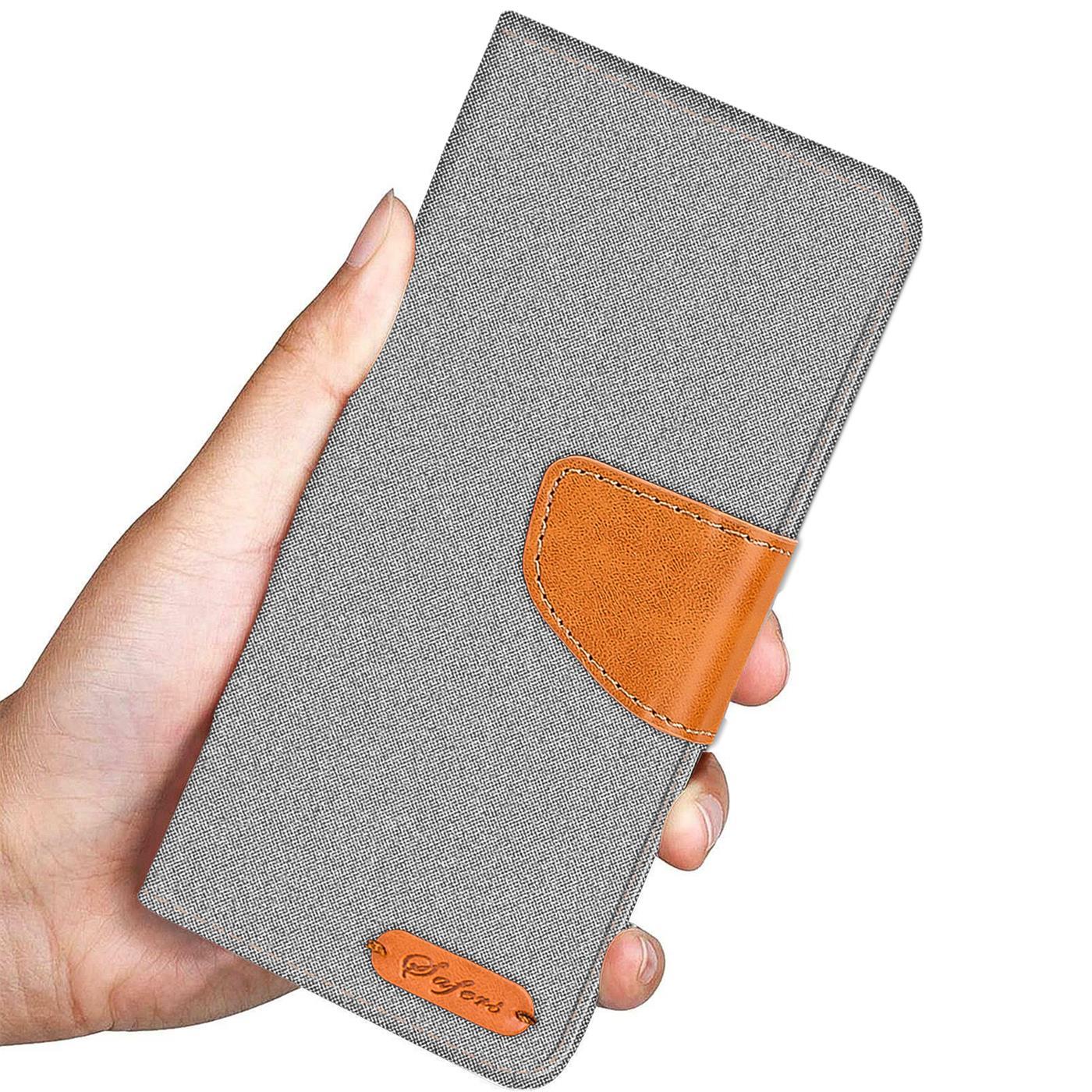 Schutzhuelle-Handy-Huelle-Flip-Case-Klapp-Tasche-Book-Case-Cover-Handyhuelle-Etui Indexbild 29
