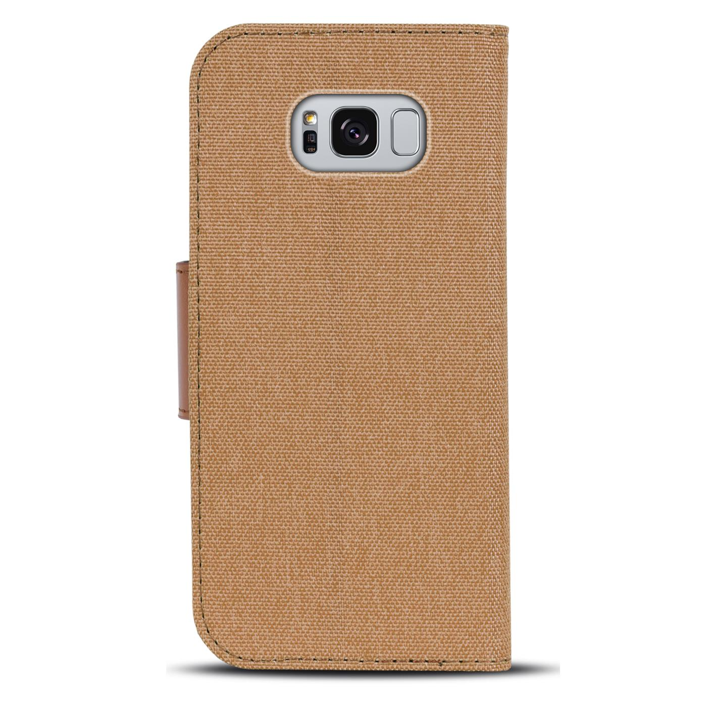 Samsung-Galaxy-S8-Plus-Phone-PU-Leather-Magnetic-Flip-Case-Wallet-Denim-Cover thumbnail 27