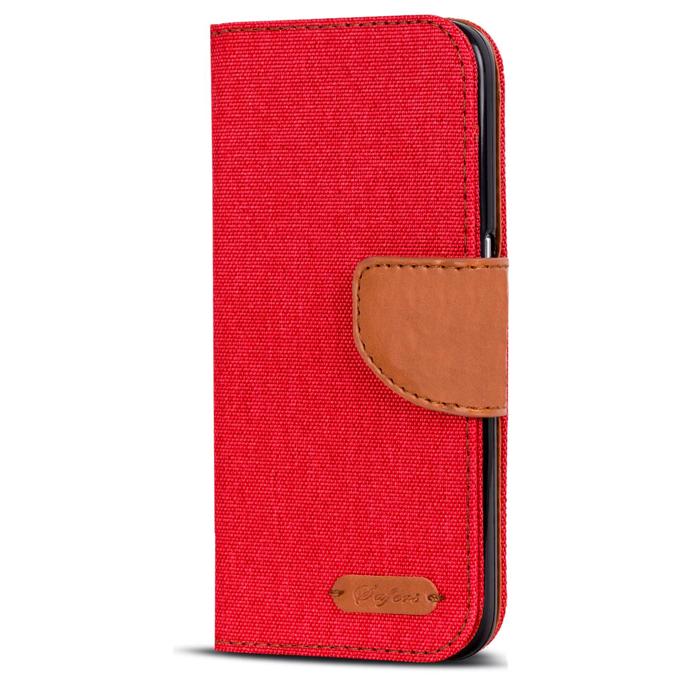 Samsung-Galaxy-S8-Plus-Phone-PU-Leather-Magnetic-Flip-Case-Wallet-Denim-Cover thumbnail 14
