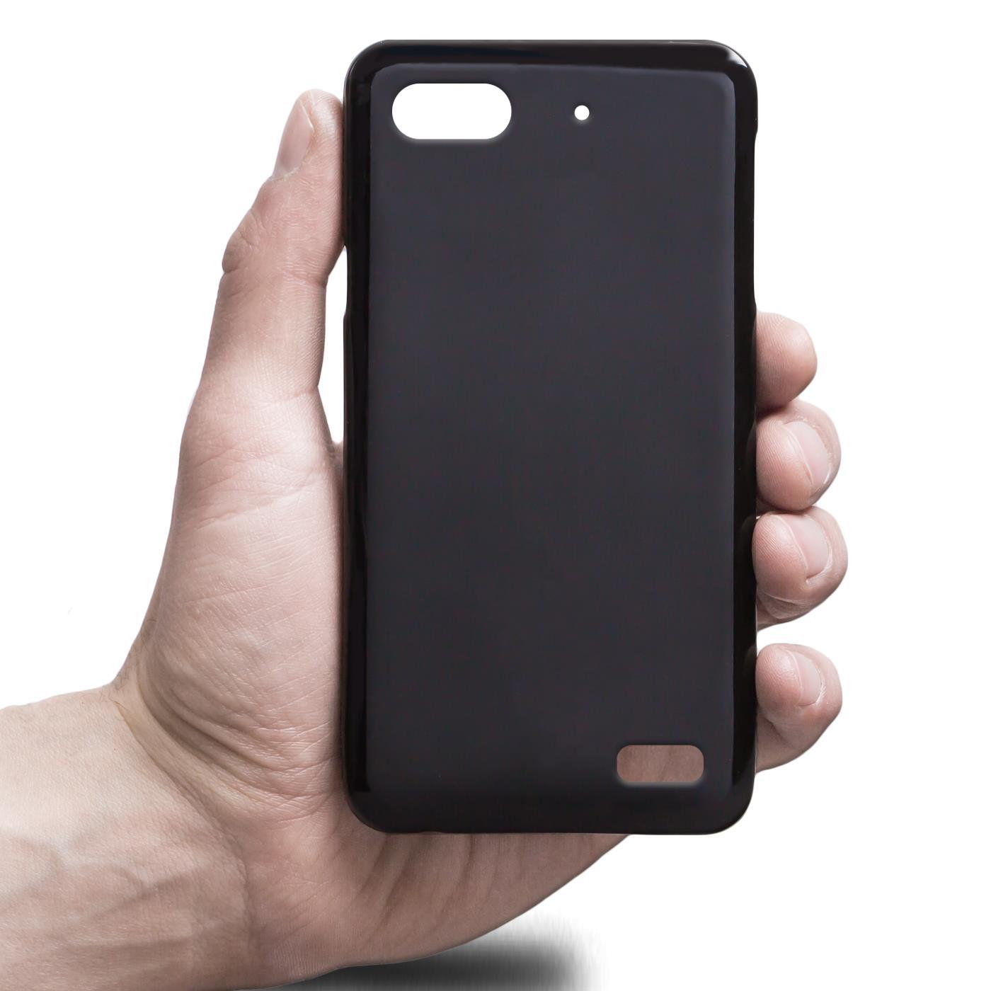 Huawei-G-Play-Mini-Shockproof-Gel-Silikon-Klar-Case-Duenn-Cover-Ultra-Slim-Back Indexbild 8