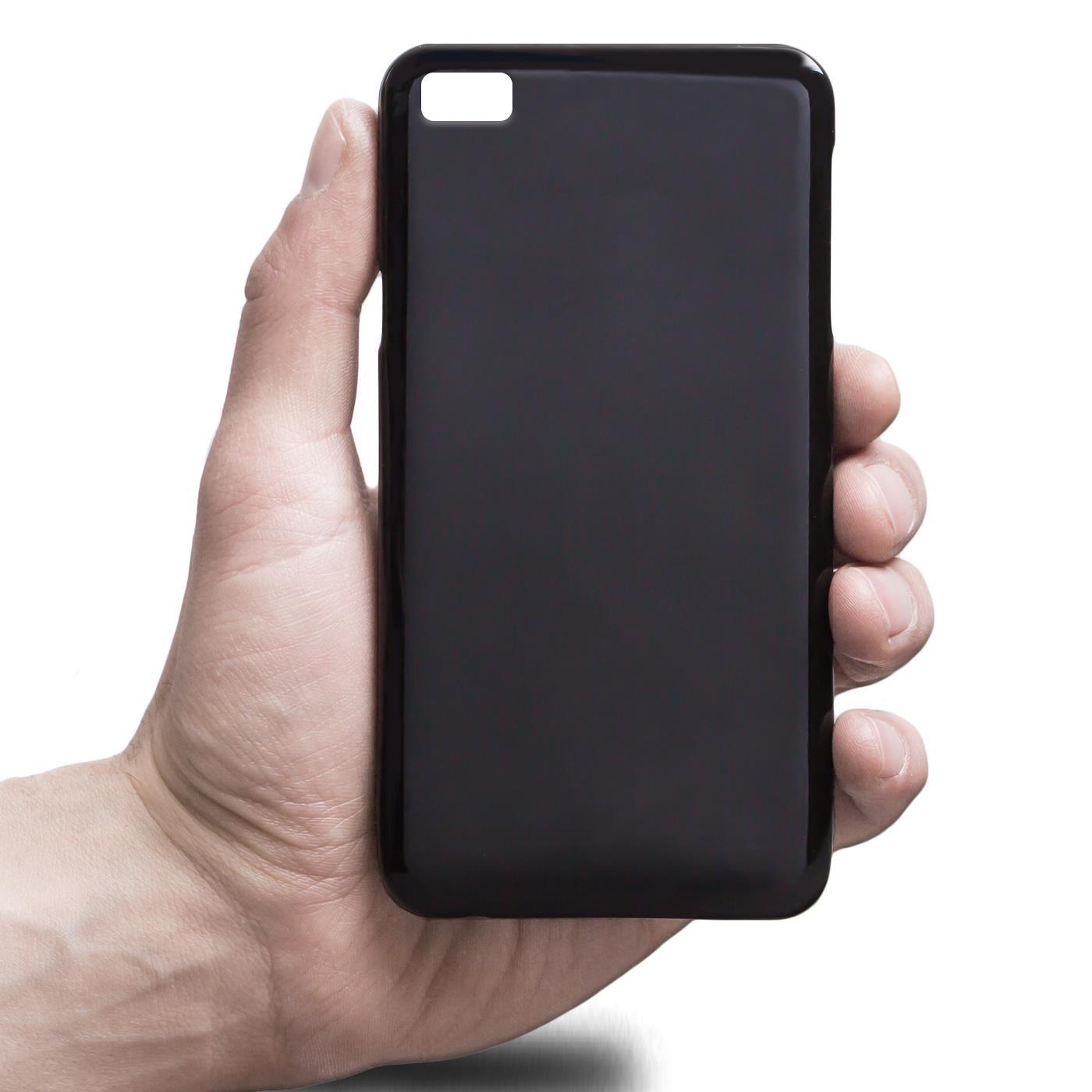 Schutz Hülle für Huawei Handy Case Cover Silikon Tasche Rückschale TPU Bumper