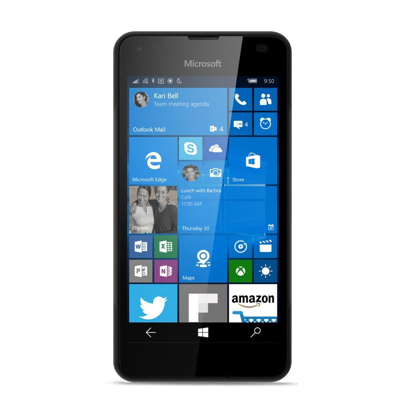 Microsoft-Lumia-950-XL-Shockproof-Silikon-Klar-Case-Duenn-Cover-Ultra-Slim-Back Indexbild 6