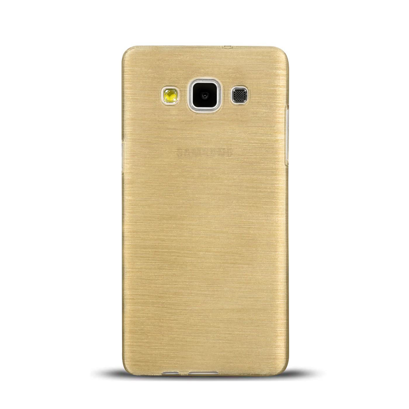 Silikon-Bumper-Case-Samsung-Galaxy-a5-2015-Ultra-Slim-Stossfeste-Rueckschale Indexbild 10