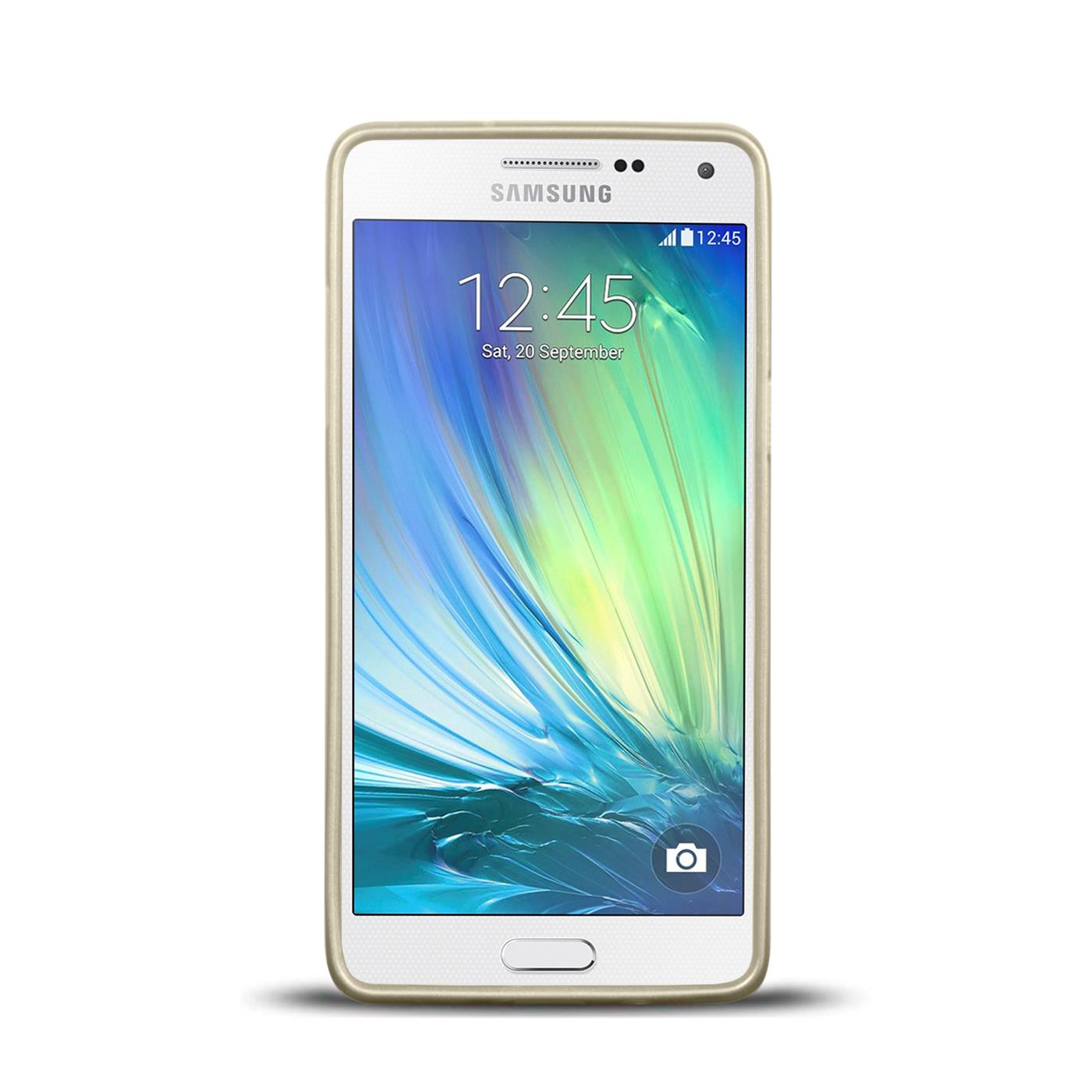 Silikon-Bumper-Case-Samsung-Galaxy-a5-2015-Ultra-Slim-Stossfeste-Rueckschale Indexbild 11