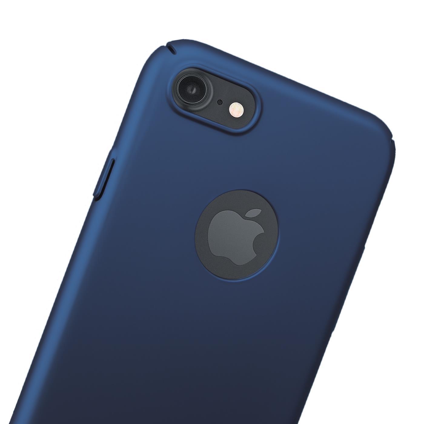 Slim-Cover-Schutzhuelle-Apple-iPhone-Handy-Schutz-Tasche-Huelle-Glas-Panzer-Folie Indexbild 17