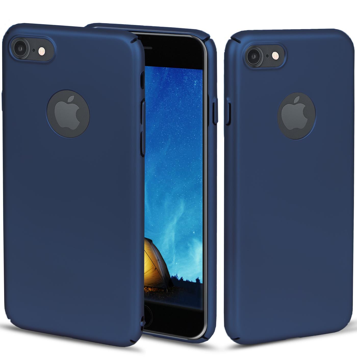 Slim-Cover-Schutzhuelle-Apple-iPhone-Handy-Schutz-Tasche-Huelle-Glas-Panzer-Folie Indexbild 19