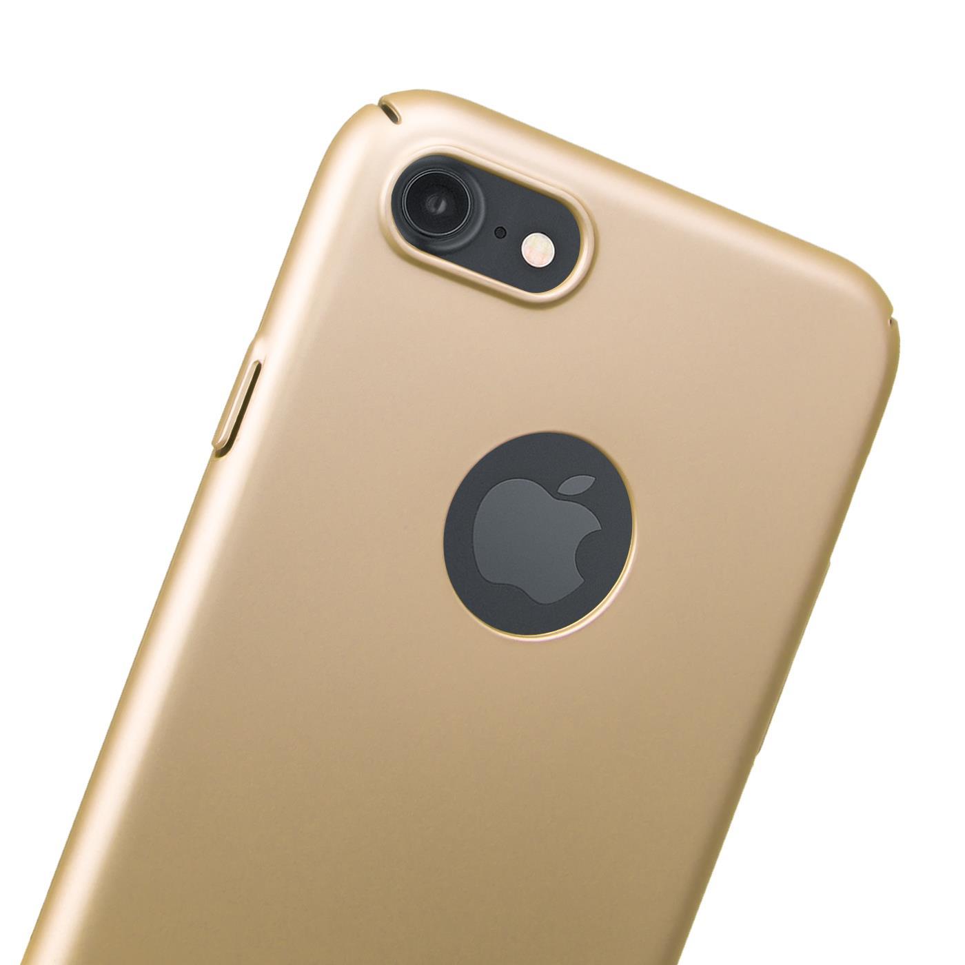 Slim-Cover-Schutzhuelle-Apple-iPhone-Handy-Schutz-Tasche-Huelle-Glas-Panzer-Folie Indexbild 23