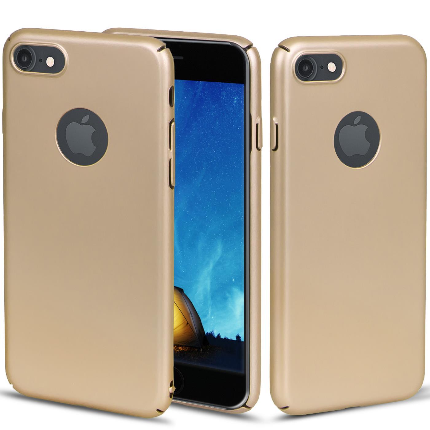 Slim-Cover-Schutzhuelle-Apple-iPhone-Handy-Schutz-Tasche-Huelle-Glas-Panzer-Folie Indexbild 25
