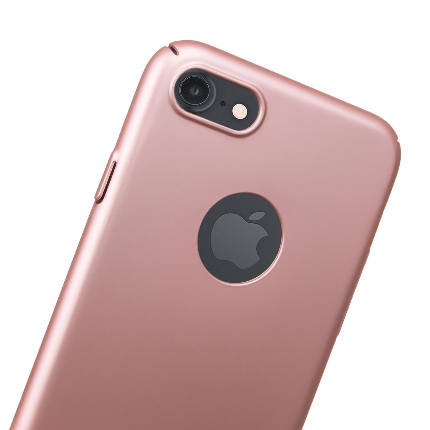 Slim-Cover-Schutzhuelle-Apple-iPhone-Handy-Schutz-Tasche-Huelle-Glas-Panzer-Folie Indexbild 29