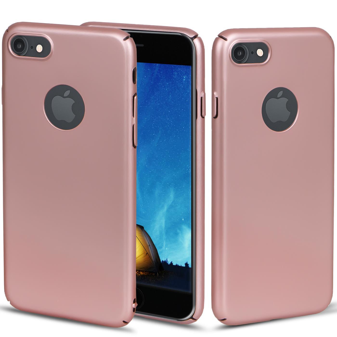 Slim-Cover-Schutzhuelle-Apple-iPhone-Handy-Schutz-Tasche-Huelle-Glas-Panzer-Folie Indexbild 31