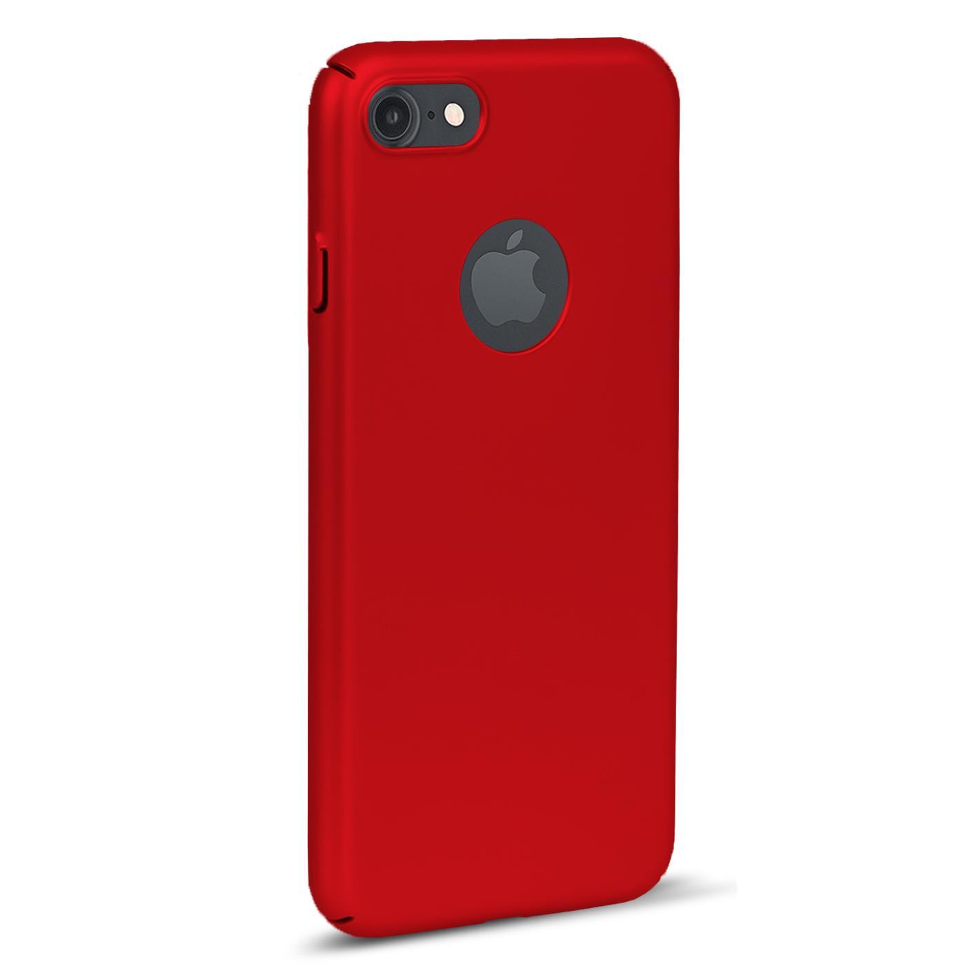 Slim-Cover-Schutzhuelle-Apple-iPhone-Handy-Schutz-Tasche-Huelle-Glas-Panzer-Folie Indexbild 37