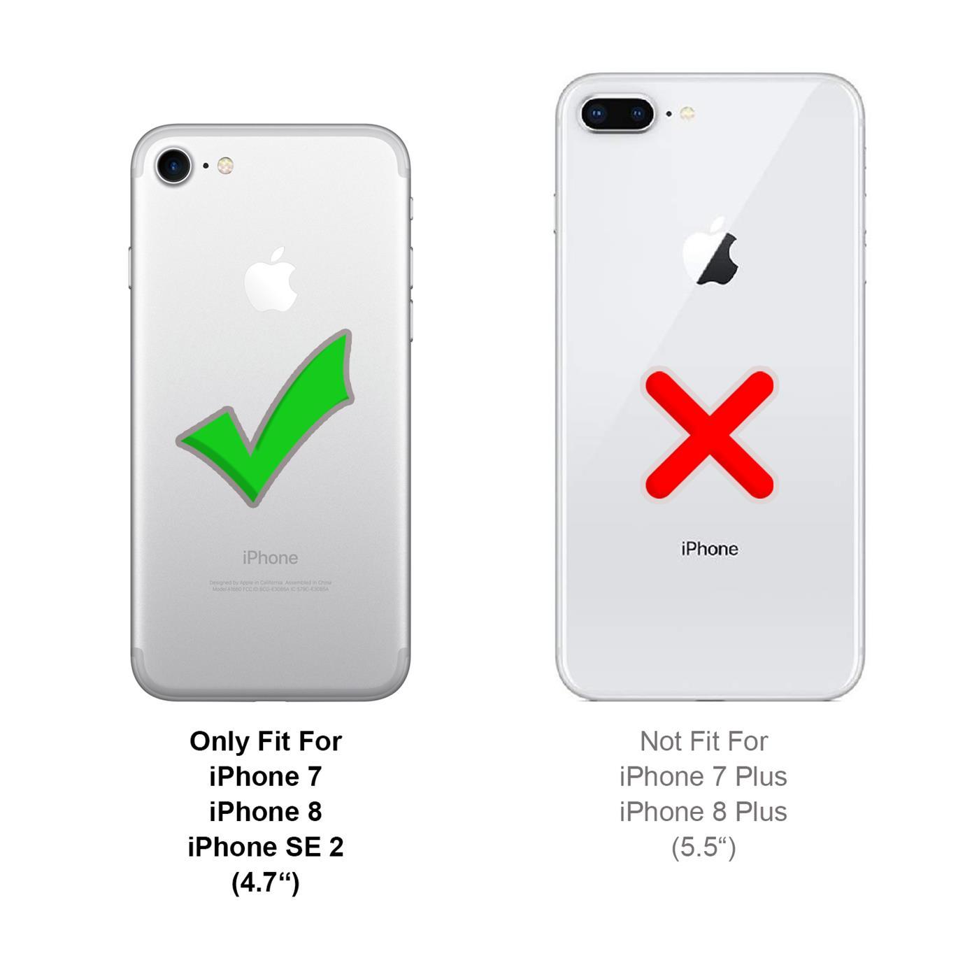 Slim-Cover-Schutzhuelle-Apple-iPhone-Handy-Schutz-Tasche-Huelle-Glas-Panzer-Folie Indexbild 12