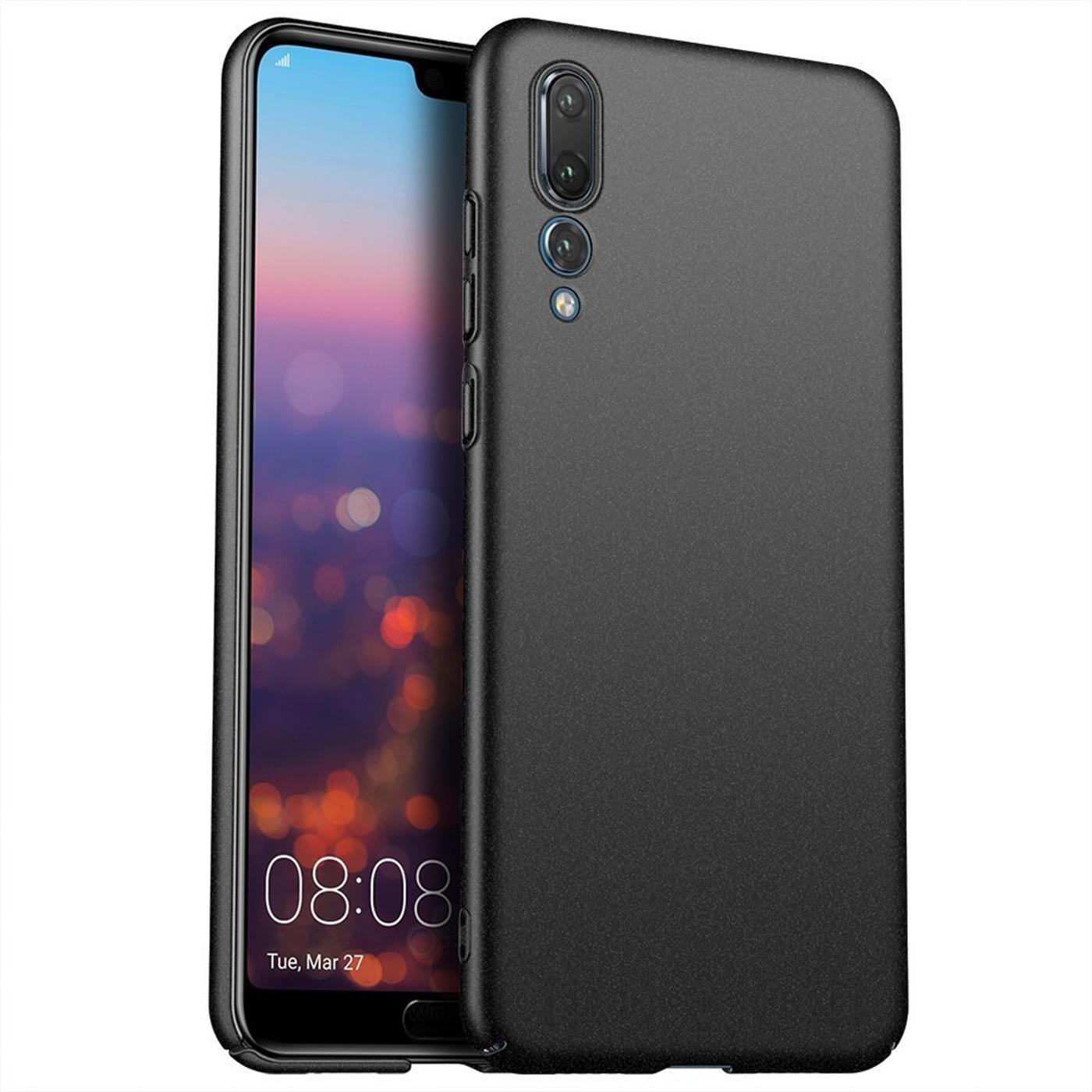 Huawei-Huelle-Handy-Case-Hardcase-Schutz-Cover-Slim-Tasche-Flache-Handyhuelle