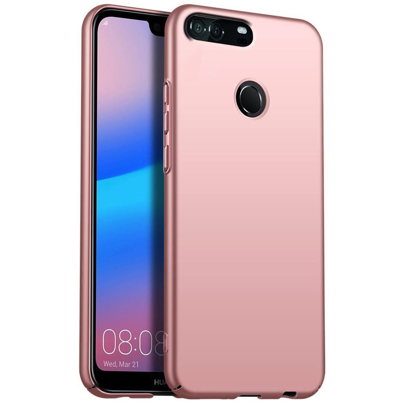 Hard-Back-Case-Cover-Huawei-p10-duenn-Cover-Slim-Shockproof-Rugged Indexbild 18
