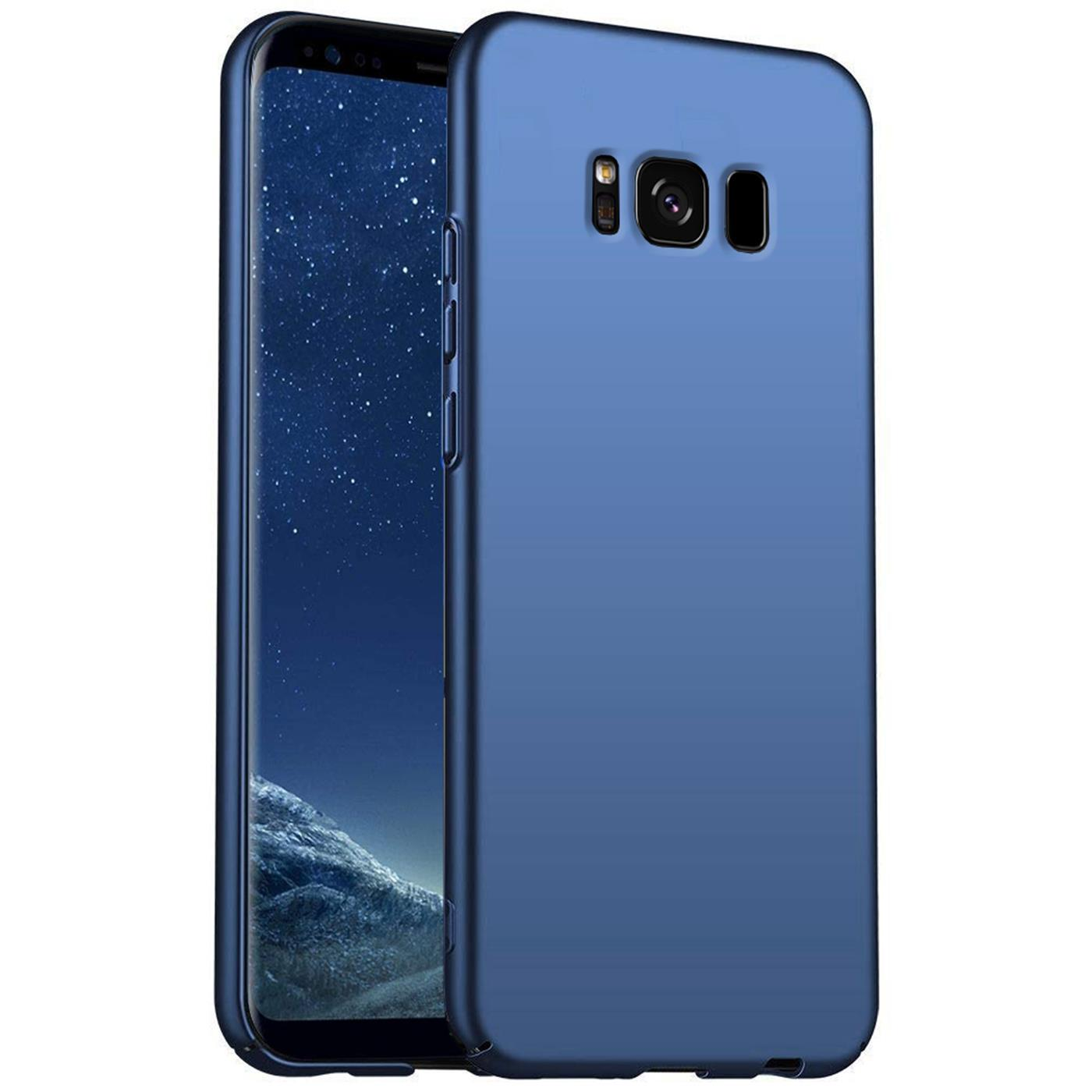 Hard-Back-Case-Cover-Samsung-Galaxy-s4-duenn-Cover-Slim-Shockproof-Rugged Indexbild 10