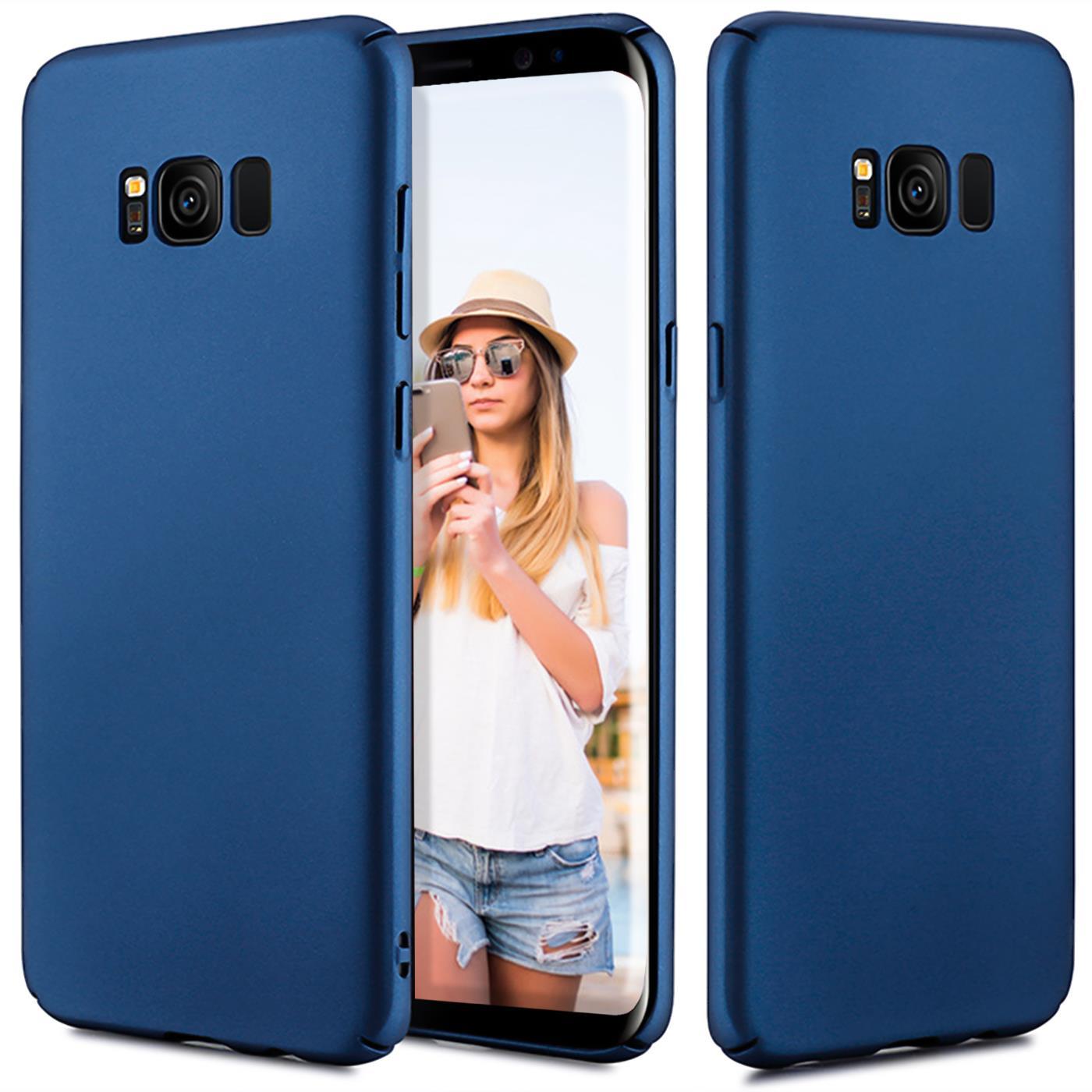 Hard-Back-Case-Cover-Samsung-Galaxy-s4-duenn-Cover-Slim-Shockproof-Rugged Indexbild 12