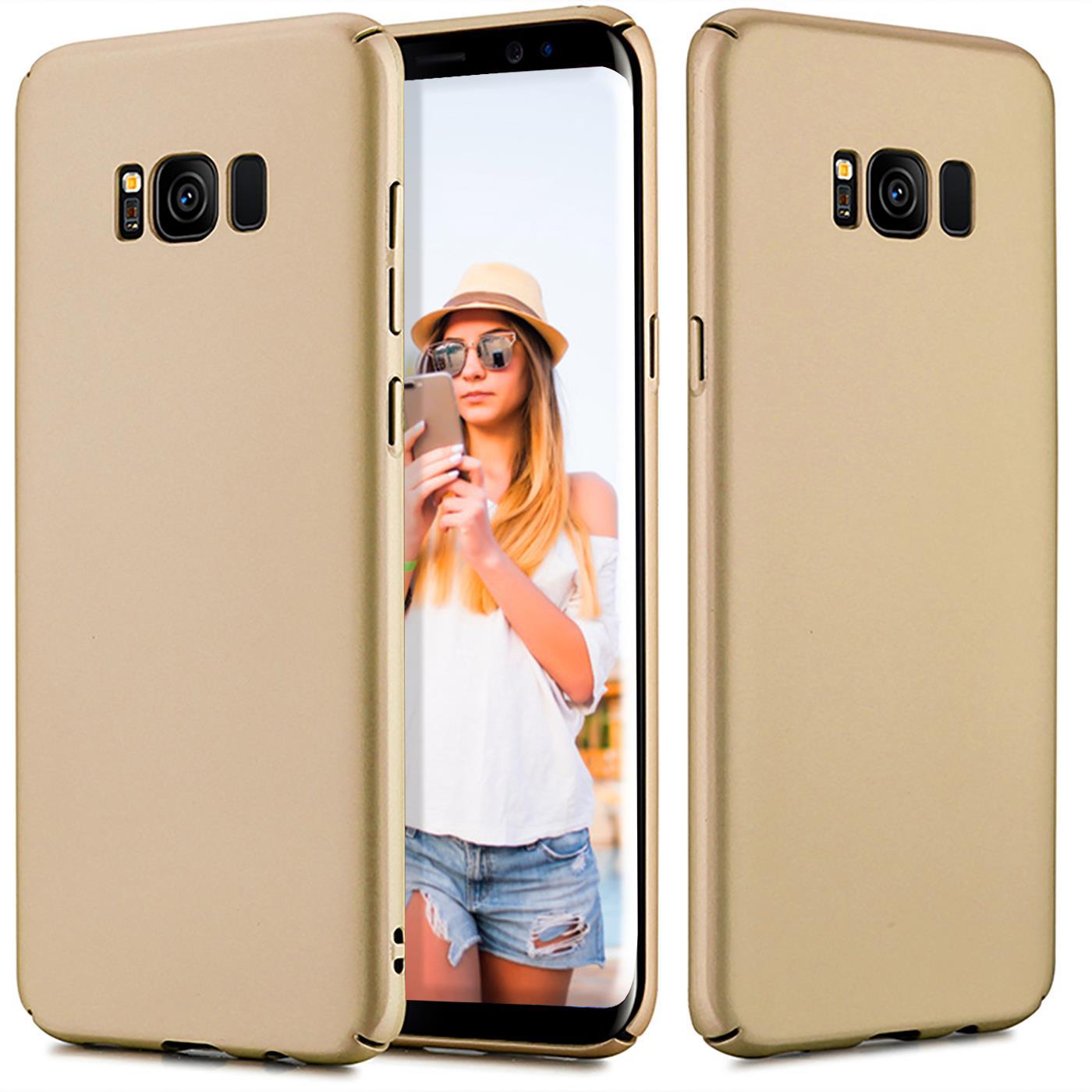 Hard-Back-Case-Cover-Samsung-Galaxy-s4-duenn-Cover-Slim-Shockproof-Rugged Indexbild 16