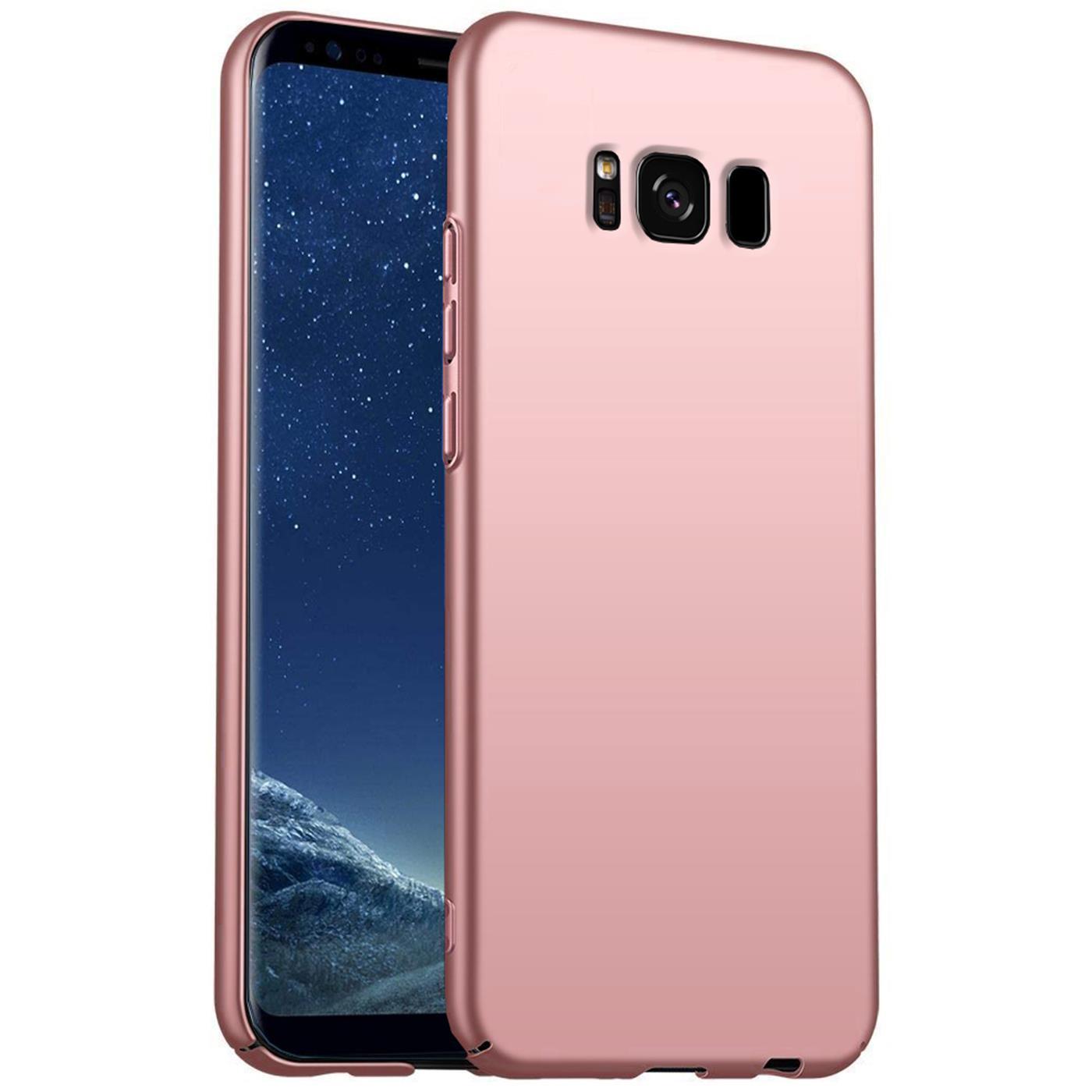 Hard-Back-Case-Cover-Samsung-Galaxy-s4-duenn-Cover-Slim-Shockproof-Rugged Indexbild 18