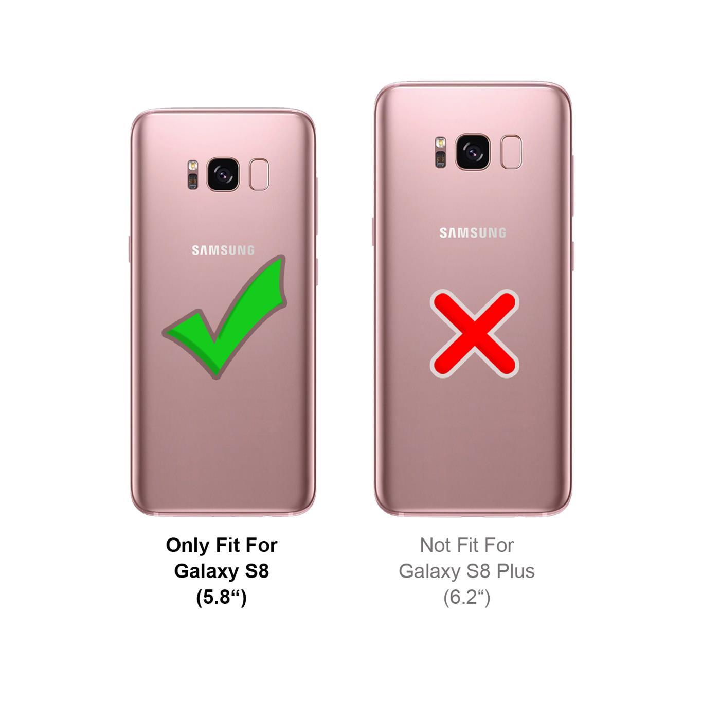 Hard-Back-Case-Cover-Samsung-Galaxy-s4-duenn-Cover-Slim-Shockproof-Rugged Indexbild 19