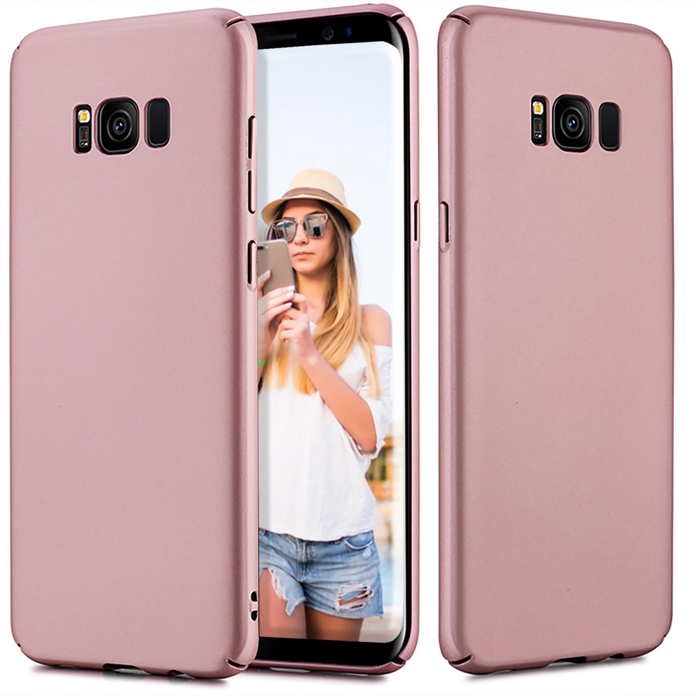 Hard-Back-Case-Cover-Samsung-Galaxy-s4-duenn-Cover-Slim-Shockproof-Rugged Indexbild 20