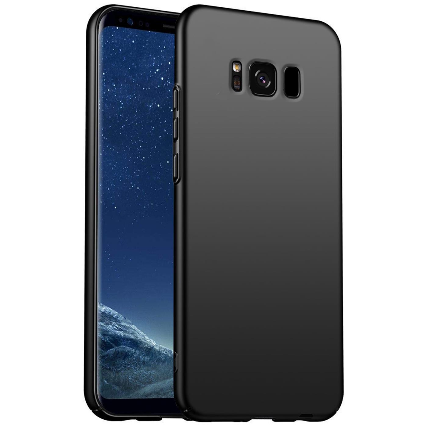 Hard-Back-Case-Cover-Samsung-Galaxy-s4-duenn-Cover-Slim-Shockproof-Rugged Indexbild 6