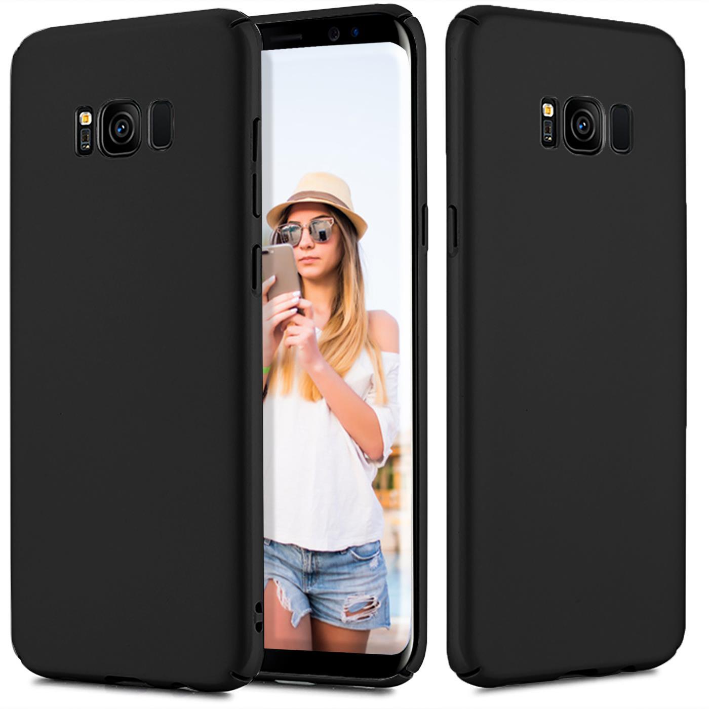 Hard-Back-Case-Cover-Samsung-Galaxy-s4-duenn-Cover-Slim-Shockproof-Rugged Indexbild 8