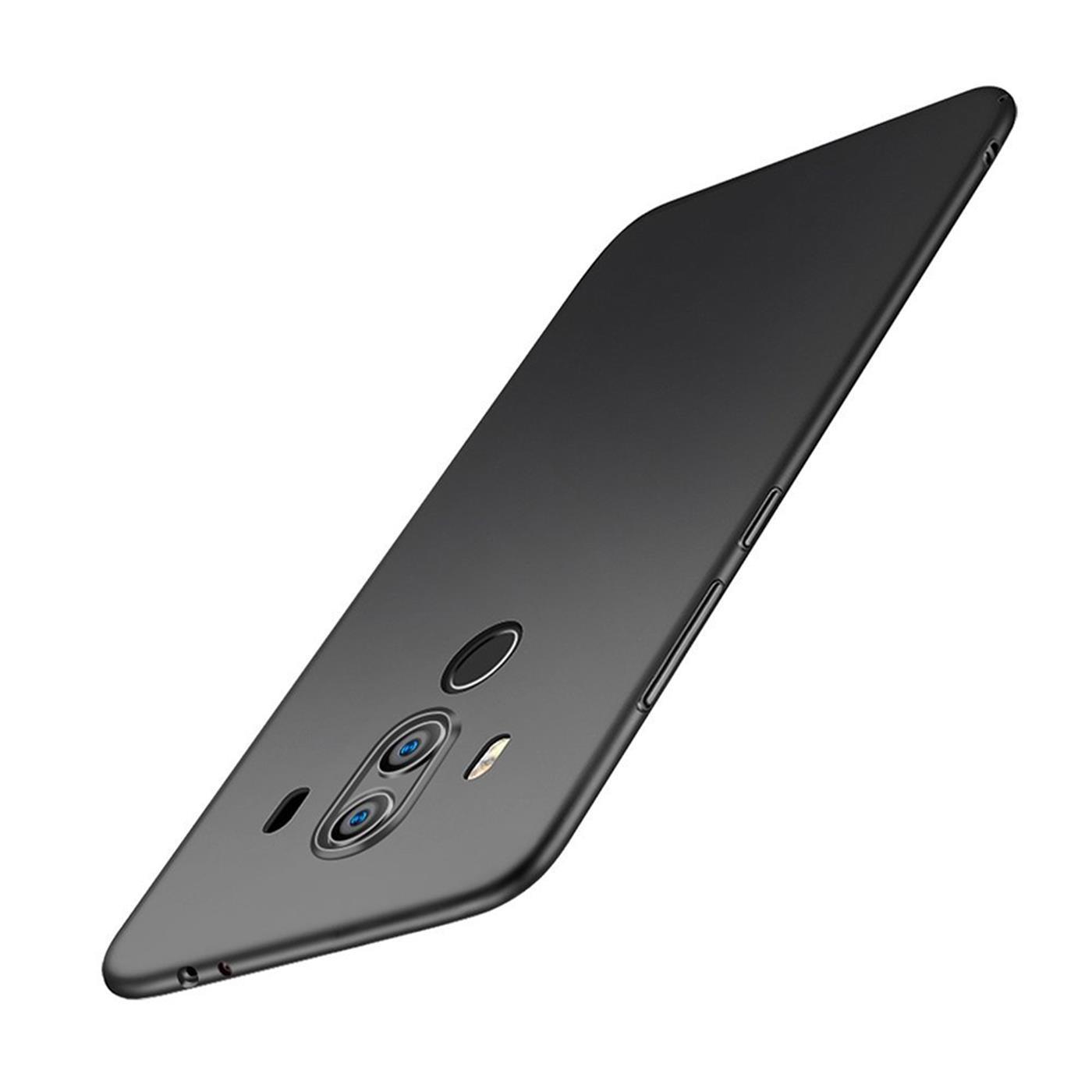 Silikonhülle Huawei Honor TPU Case Bumper Cover Silikon Handy Tasche Schwarz
