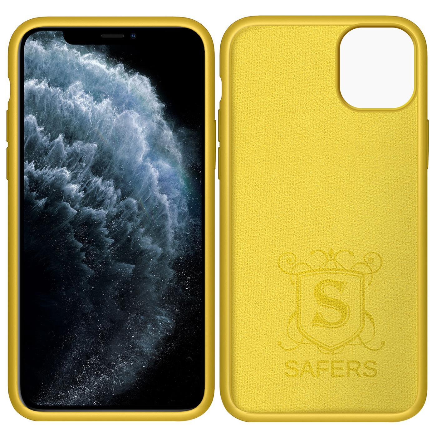 Silikon-Huelle-Schutzhuelle-Handy-Tasche-Handyhuelle-Slim-Case-Cover-Duenn-matt-Etui Indexbild 31