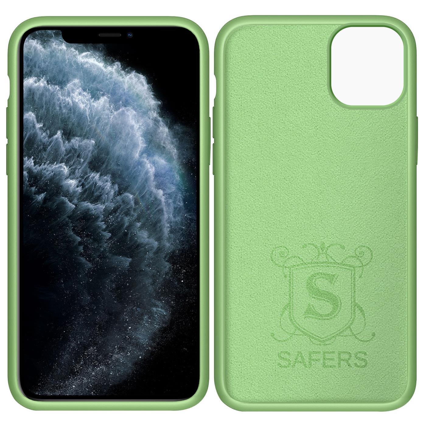 Silikon-Huelle-Schutzhuelle-Handy-Tasche-Handyhuelle-Slim-Case-Cover-Duenn-matt-Etui Indexbild 21