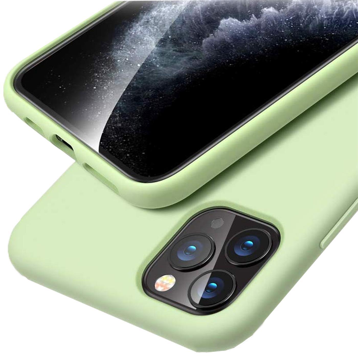 Silikon-Huelle-Schutzhuelle-Handy-Tasche-Handyhuelle-Slim-Case-Cover-Duenn-matt-Etui Indexbild 19