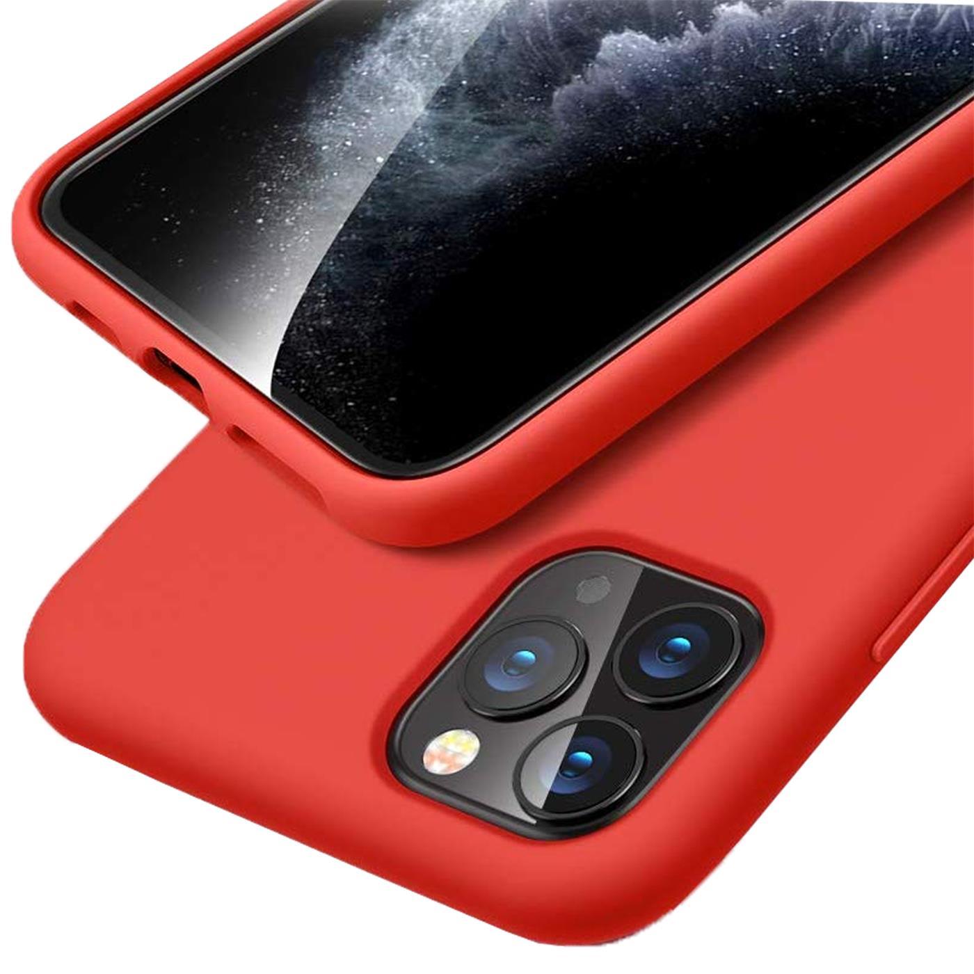 Silikon-Huelle-Schutzhuelle-Handy-Tasche-Handyhuelle-Slim-Case-Cover-Duenn-matt-Etui Indexbild 14