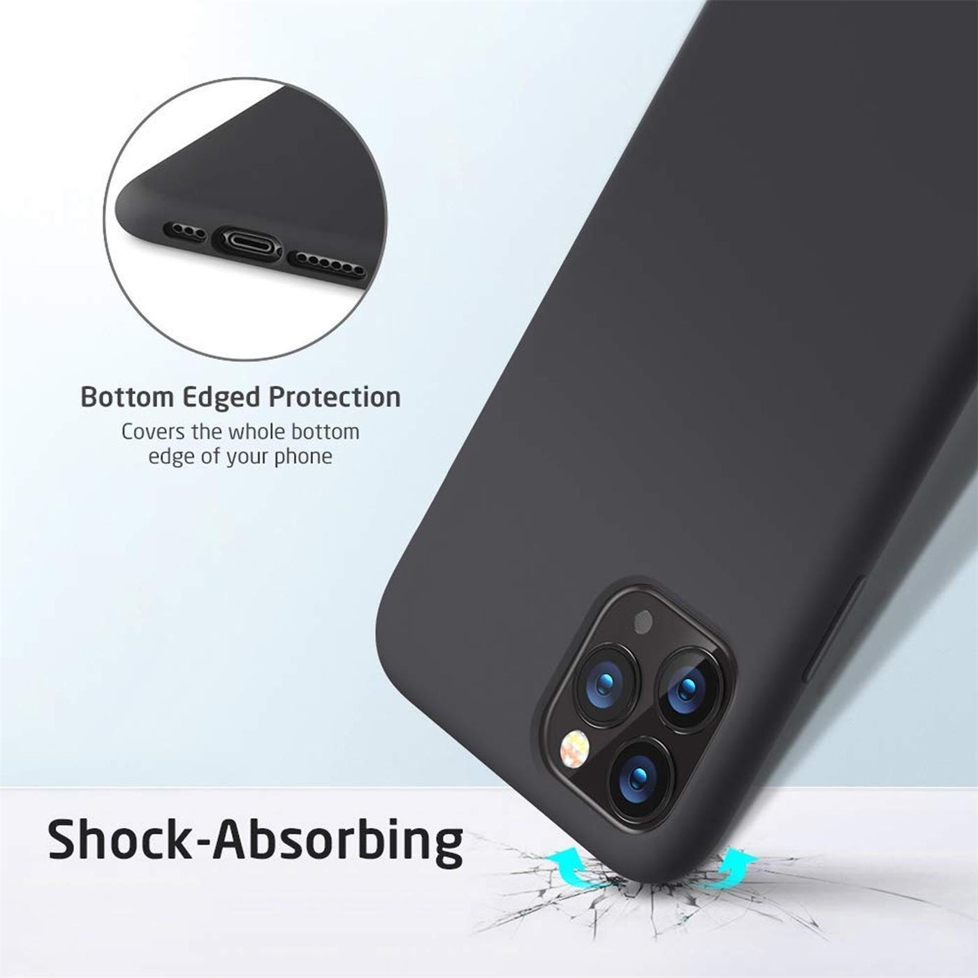 Silikon-Huelle-Schutzhuelle-Handy-Tasche-Handyhuelle-Slim-Case-Cover-Duenn-matt-Etui Indexbild 8